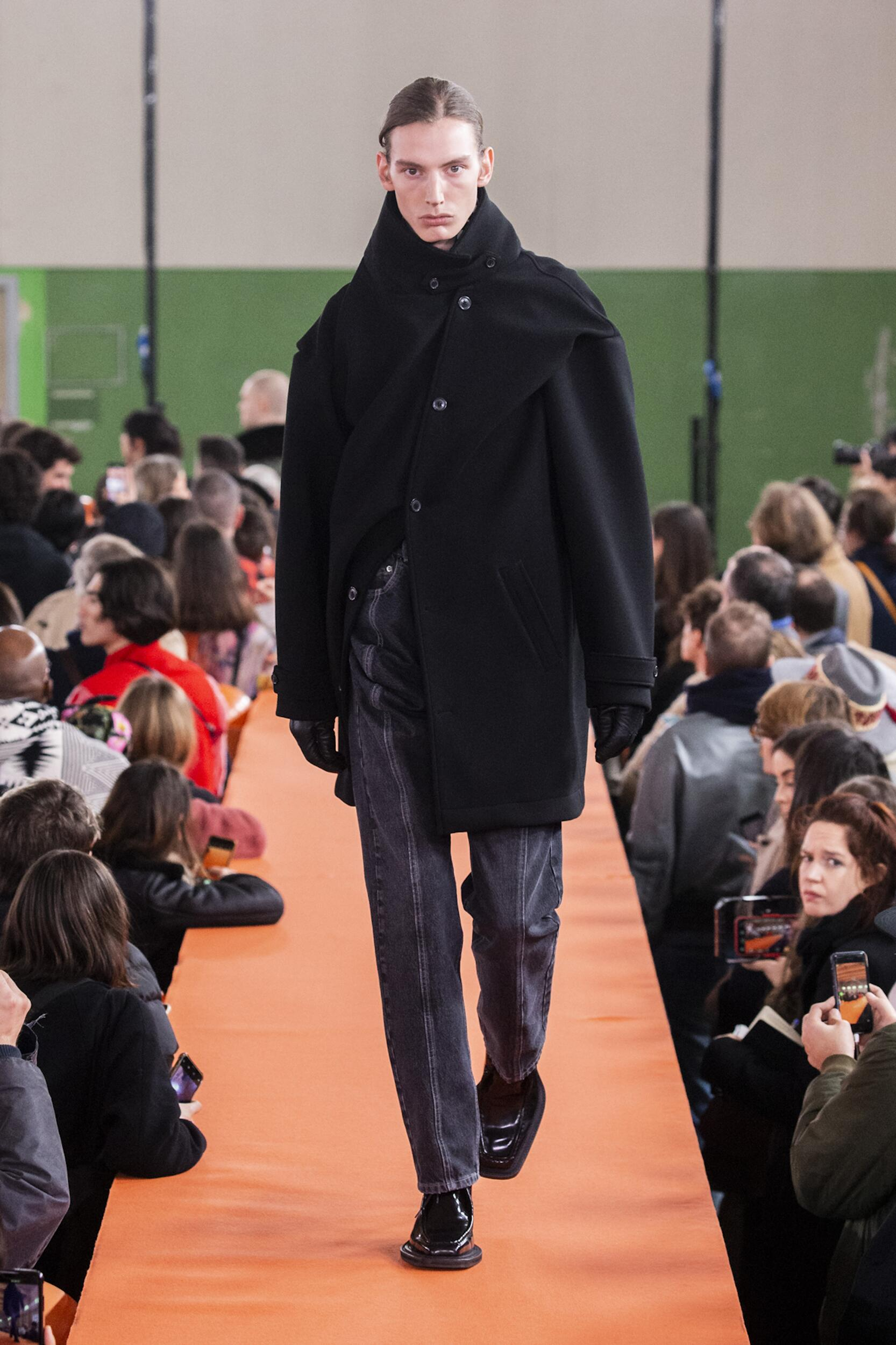 Menswear FW Y/Project 2020