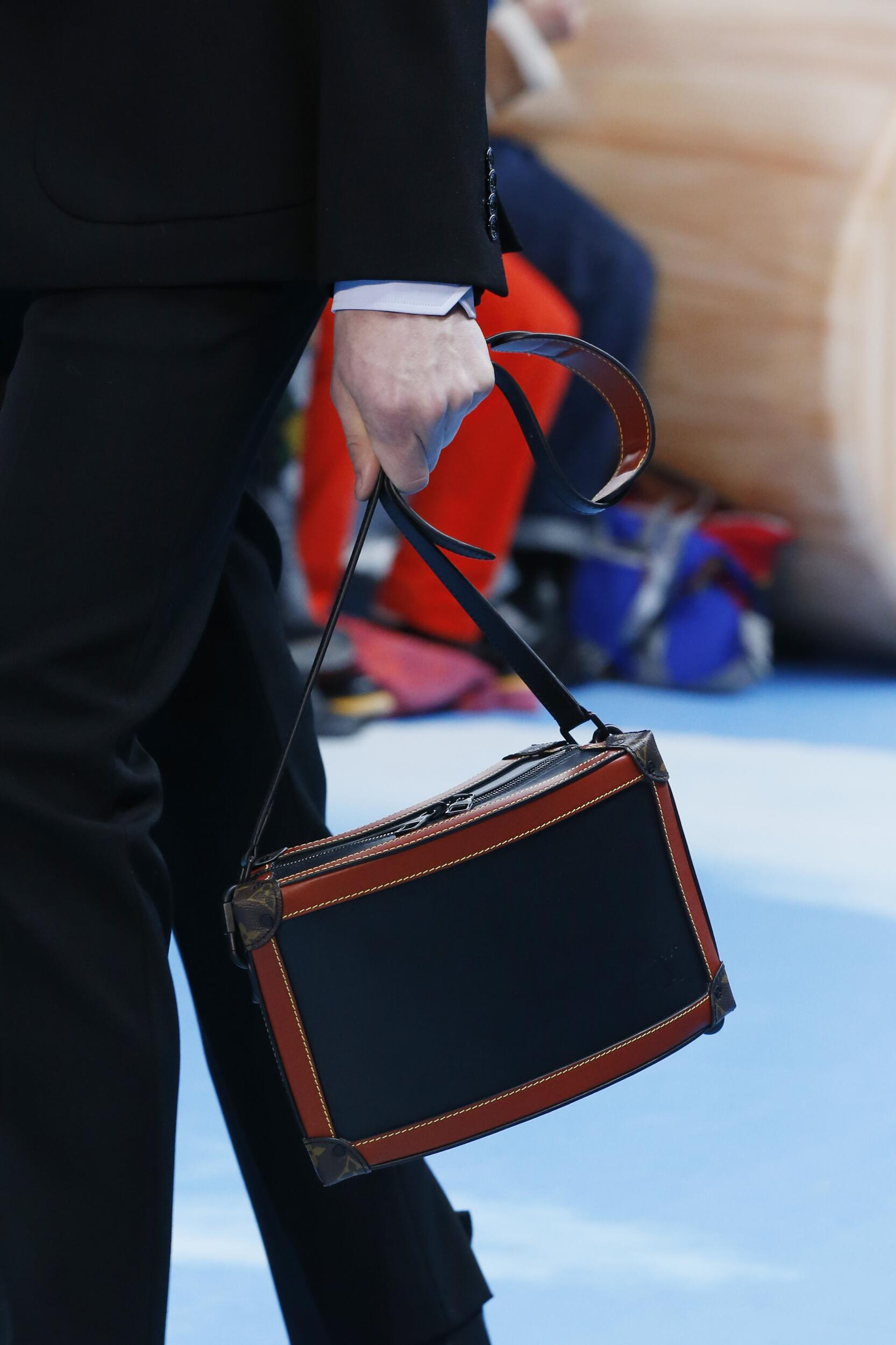 Menswear Handbag 2020 Louis Vuitton