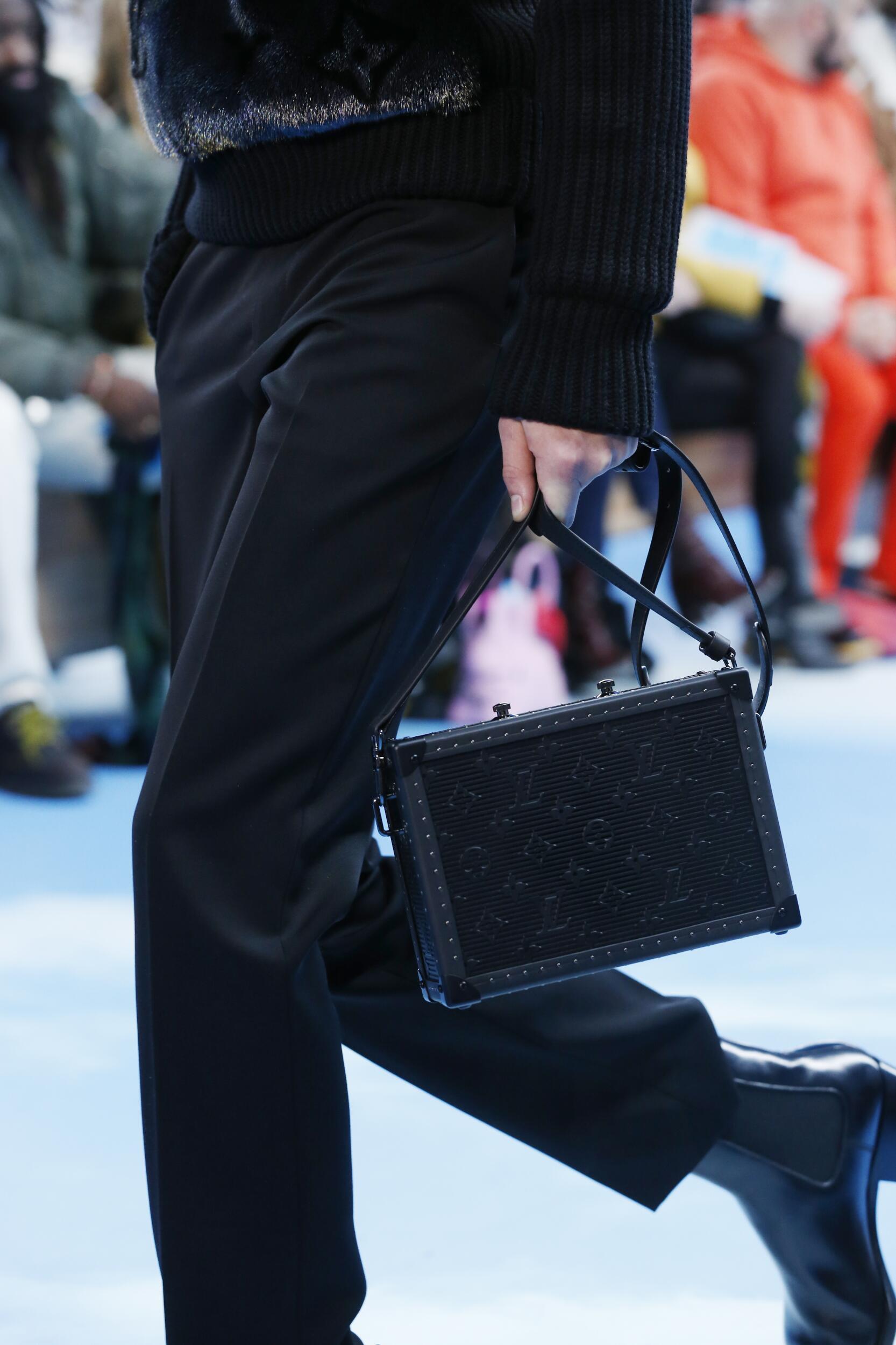 Menswear Handbag Louis Vuitton