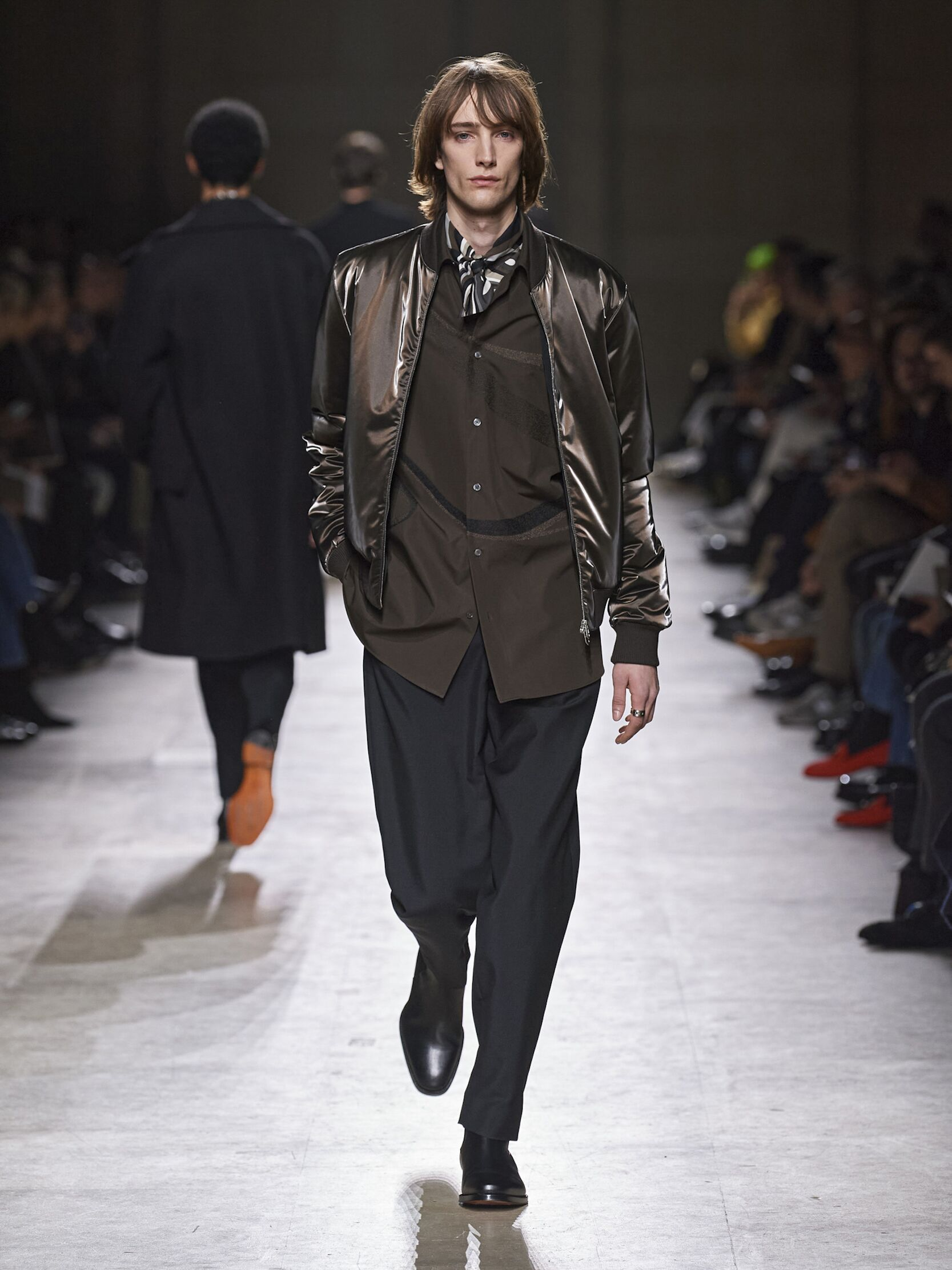 Menswear Winter Hermès 2020