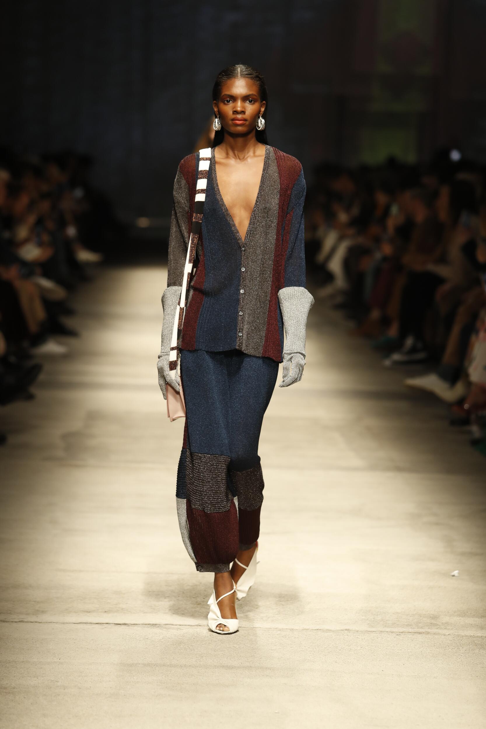 Missoni 2020 Milan Trends Womenswear