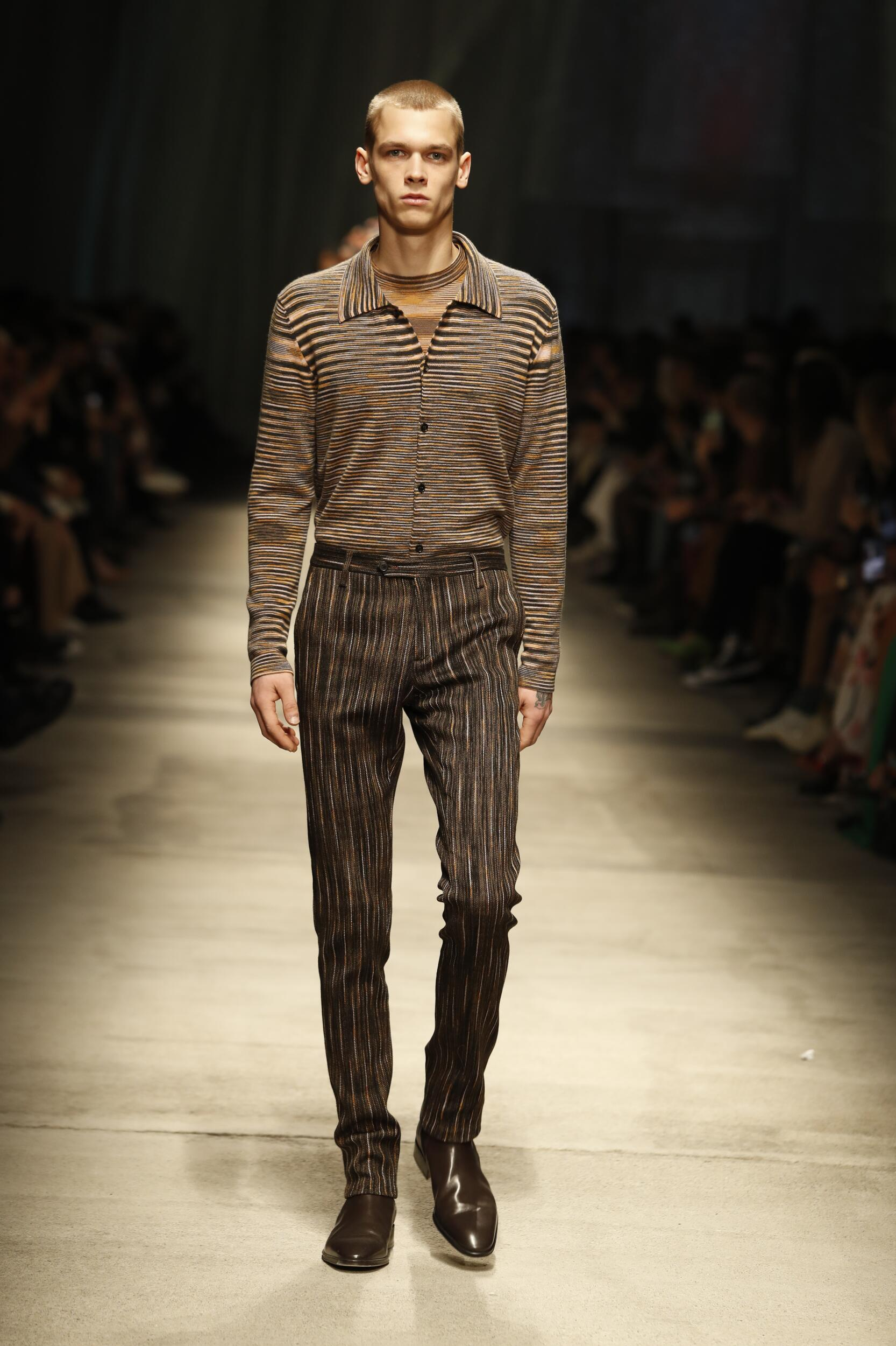 Missoni FW 2020 Menswear