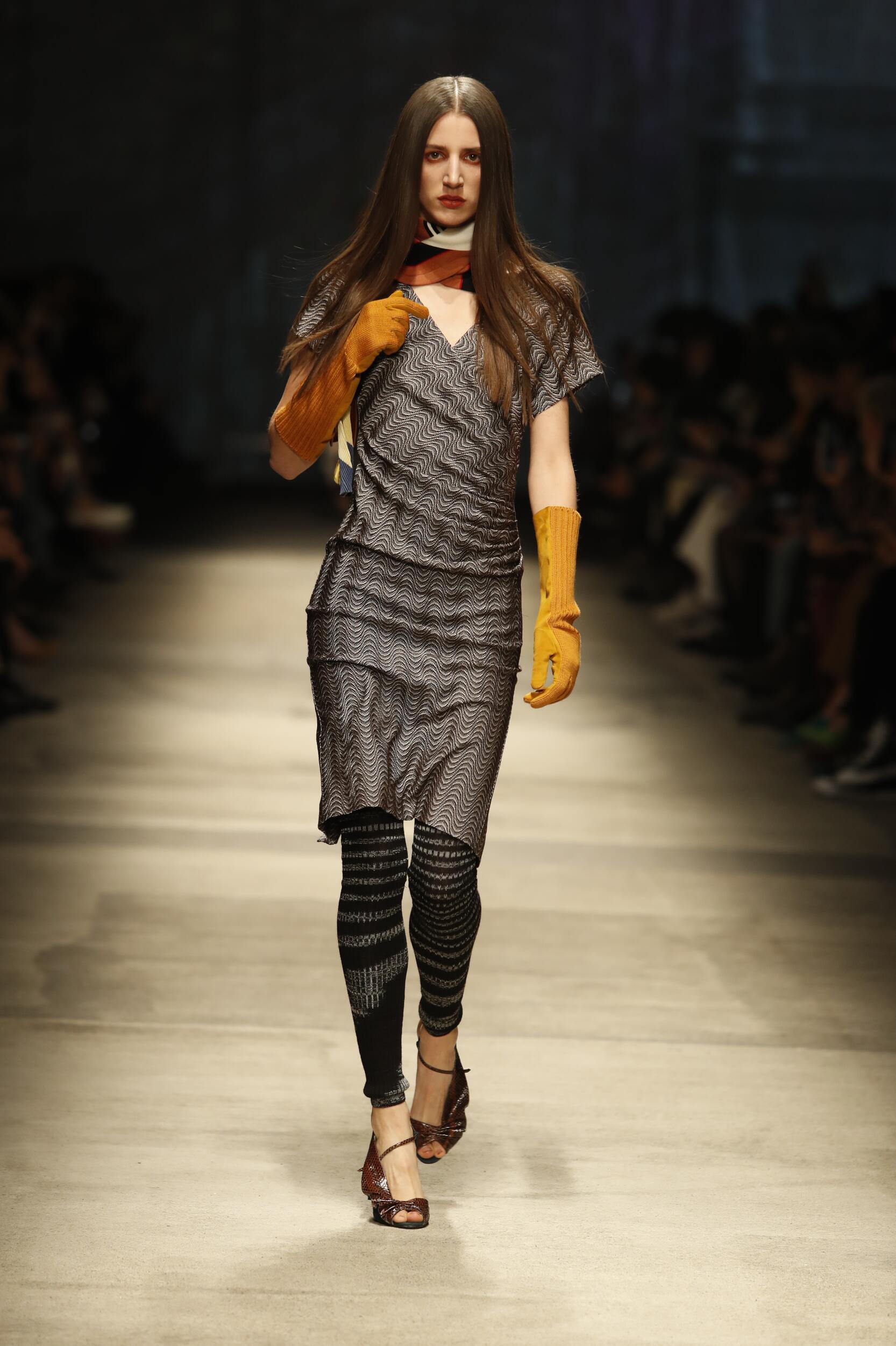 Missoni Fall Winter 2020 Womens Collection Milan Fashion Week