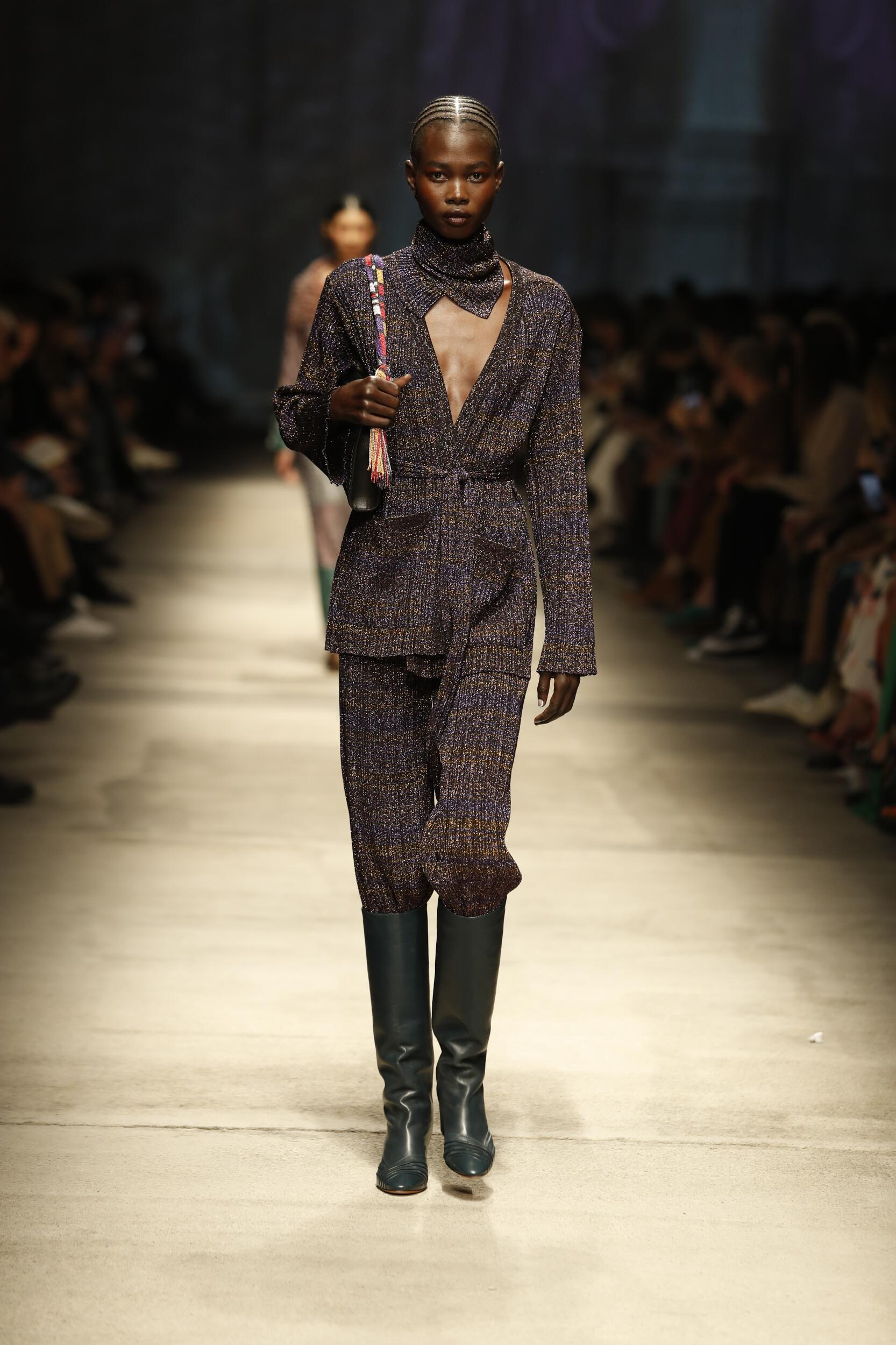 Missoni Womenswear Collection Trends