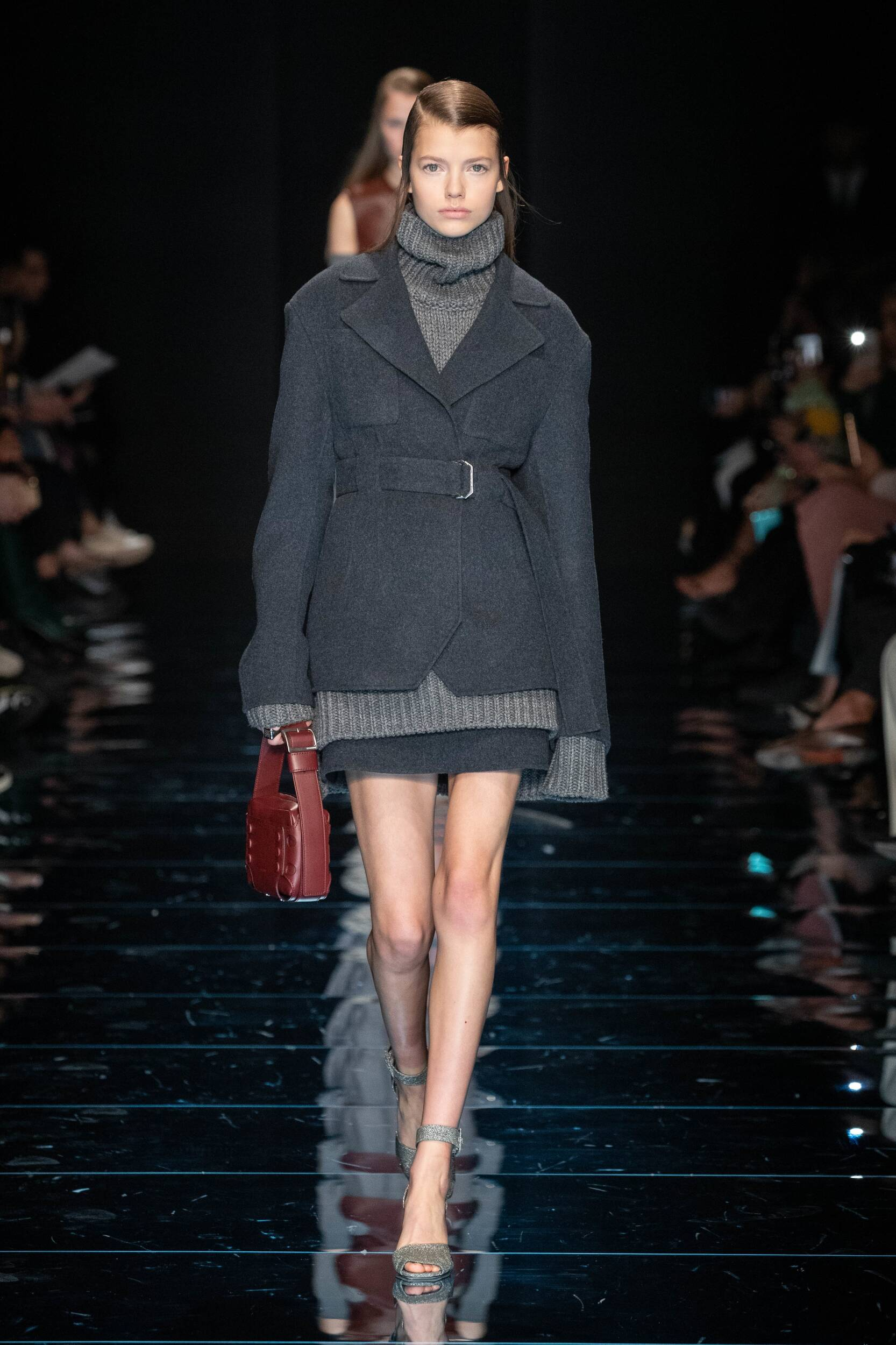 Model Fashion Show Sportmax