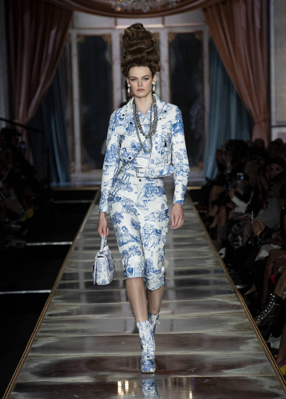 Moschino FW 2020 Womenswear