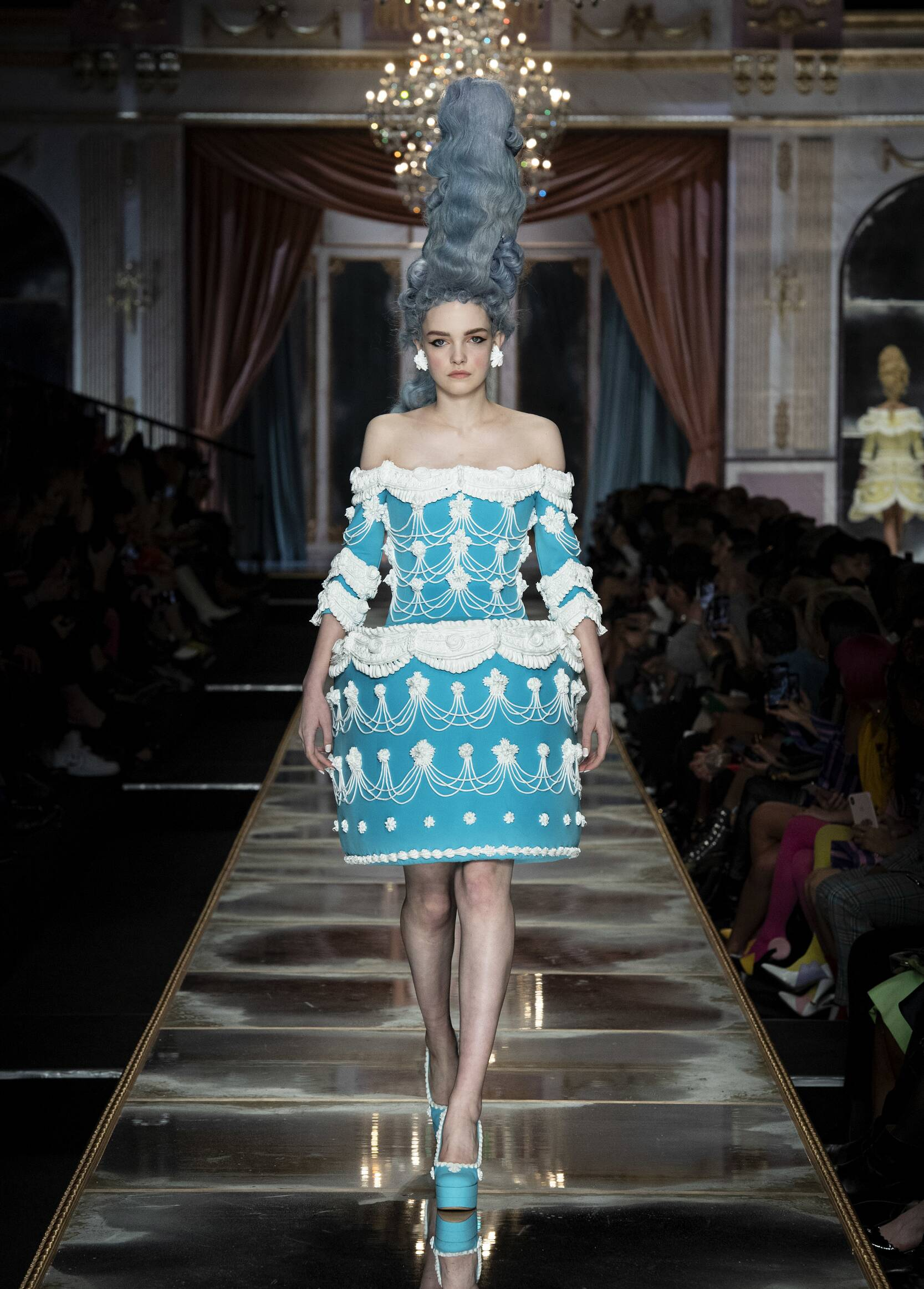 Moschino Womenswear Collection Trends