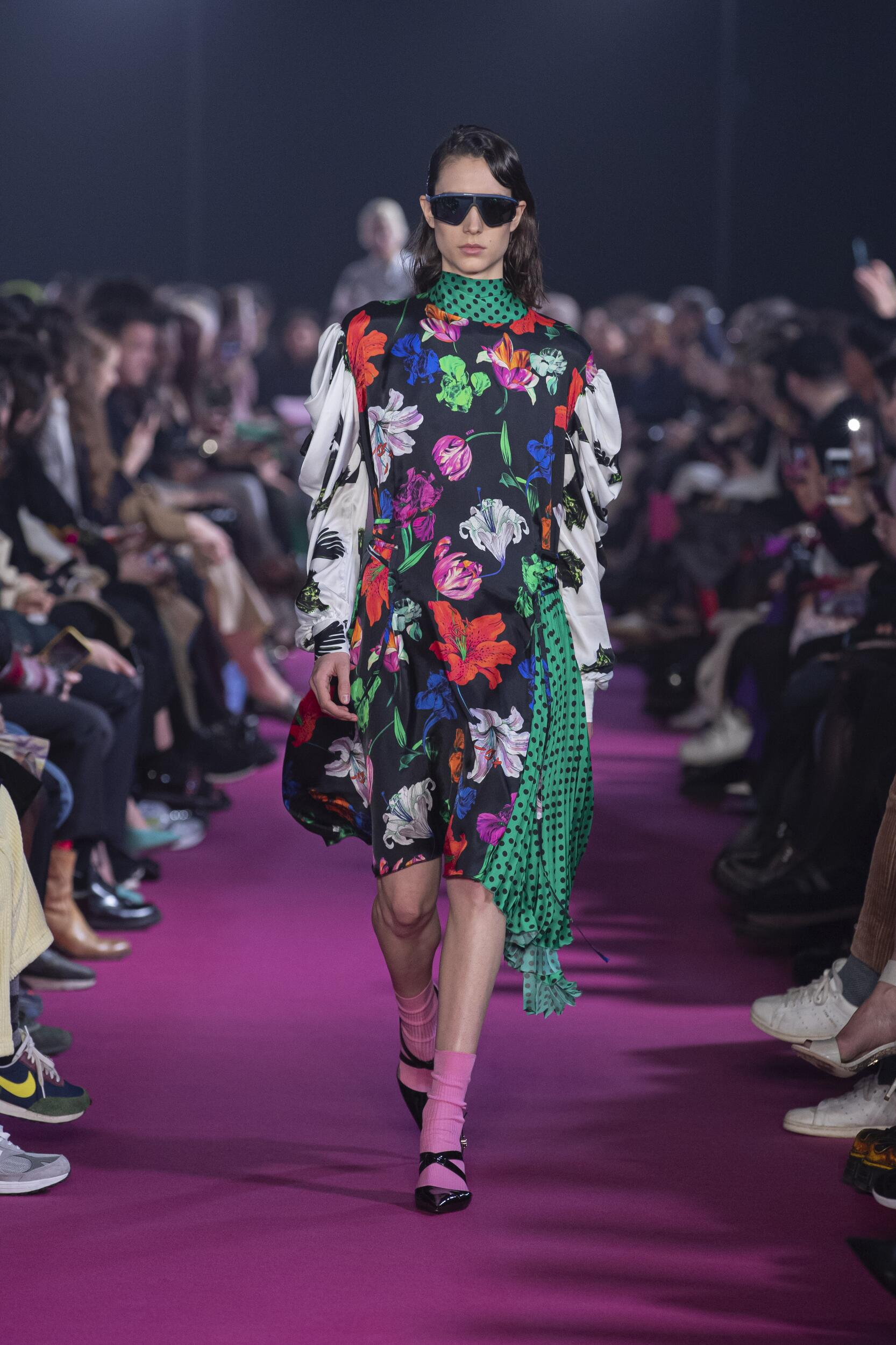 MSGM Fall 2020 Catwalk