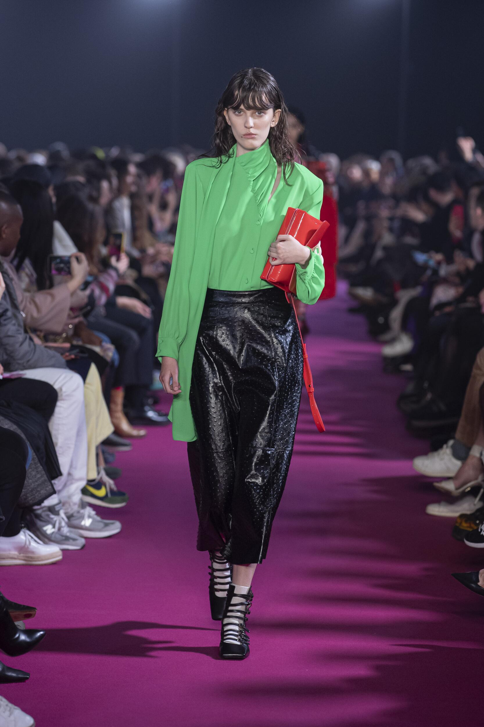 MSGM Milan Fashion Week Womenswear Trends