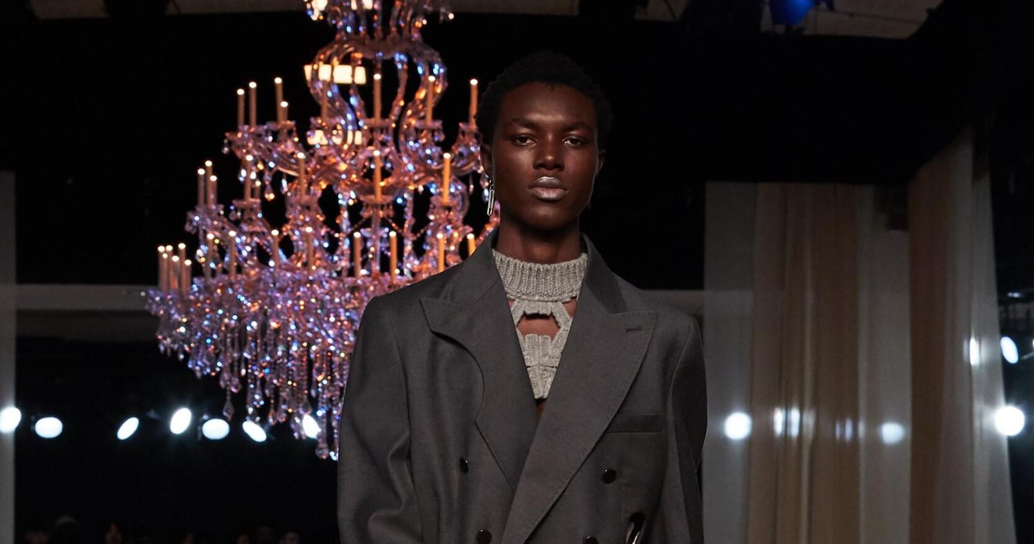 Off White c/o Virgil Abloh Fashion Show FW 2020 Paris