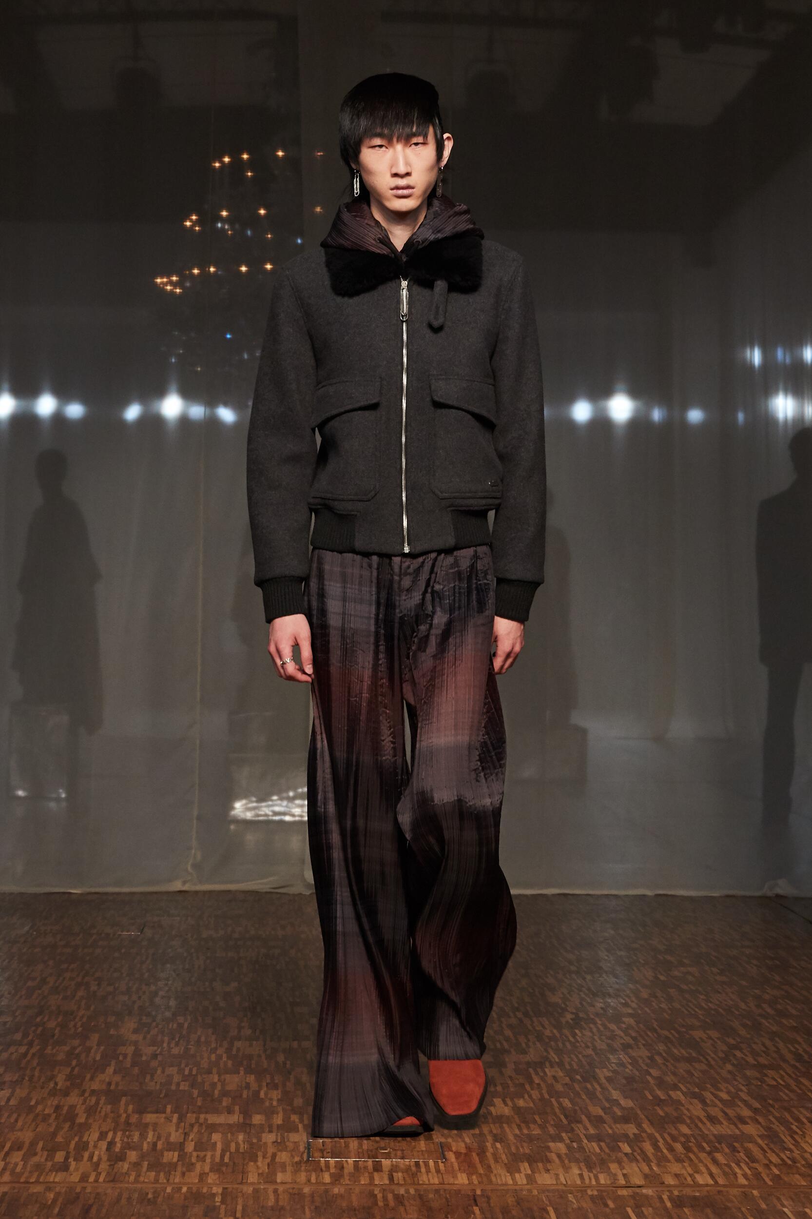 Off White c/o Virgil Abloh Paris Fashion Week Menswear Trends
