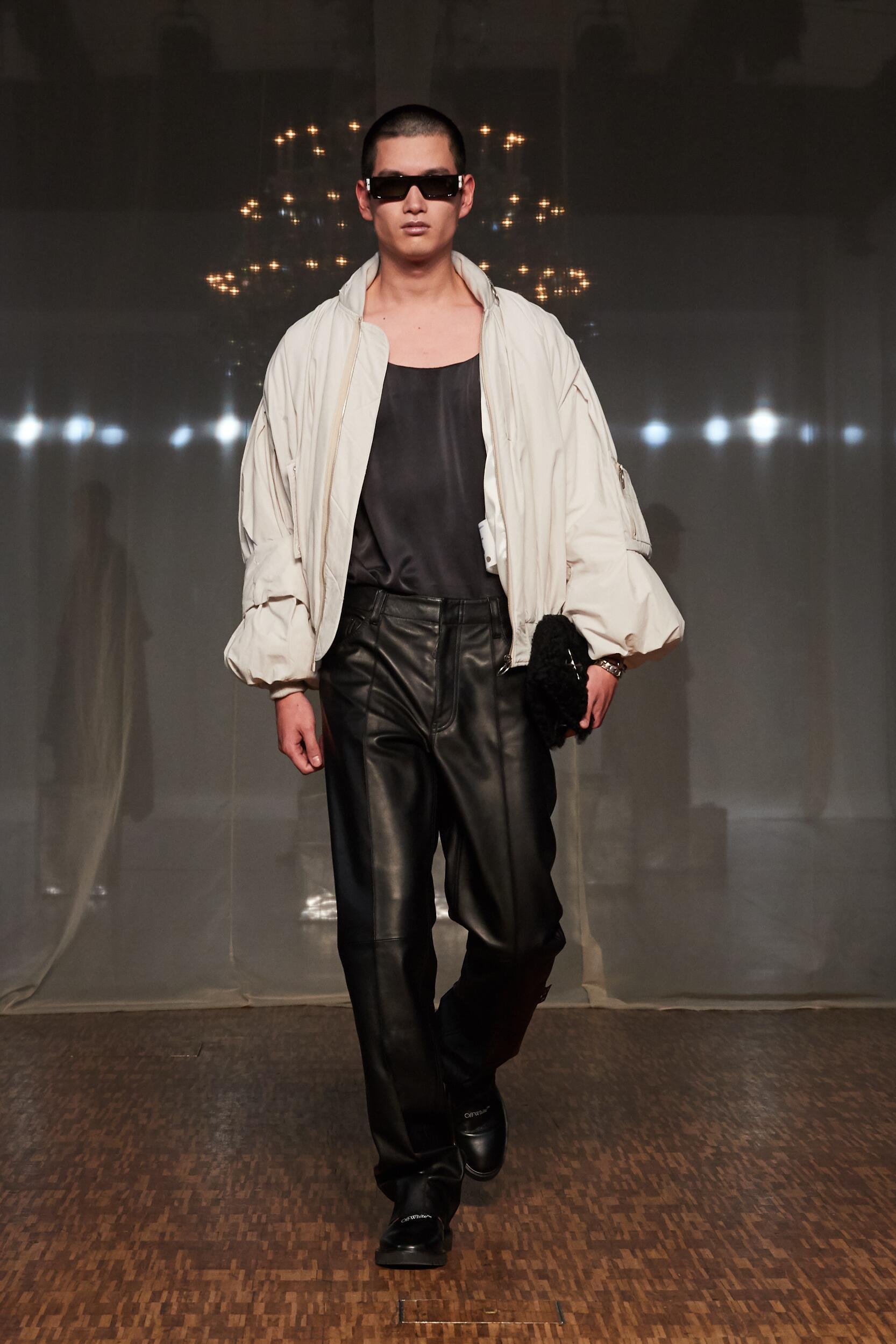 Off White c/o Virgil Abloh Paris Fashion Week