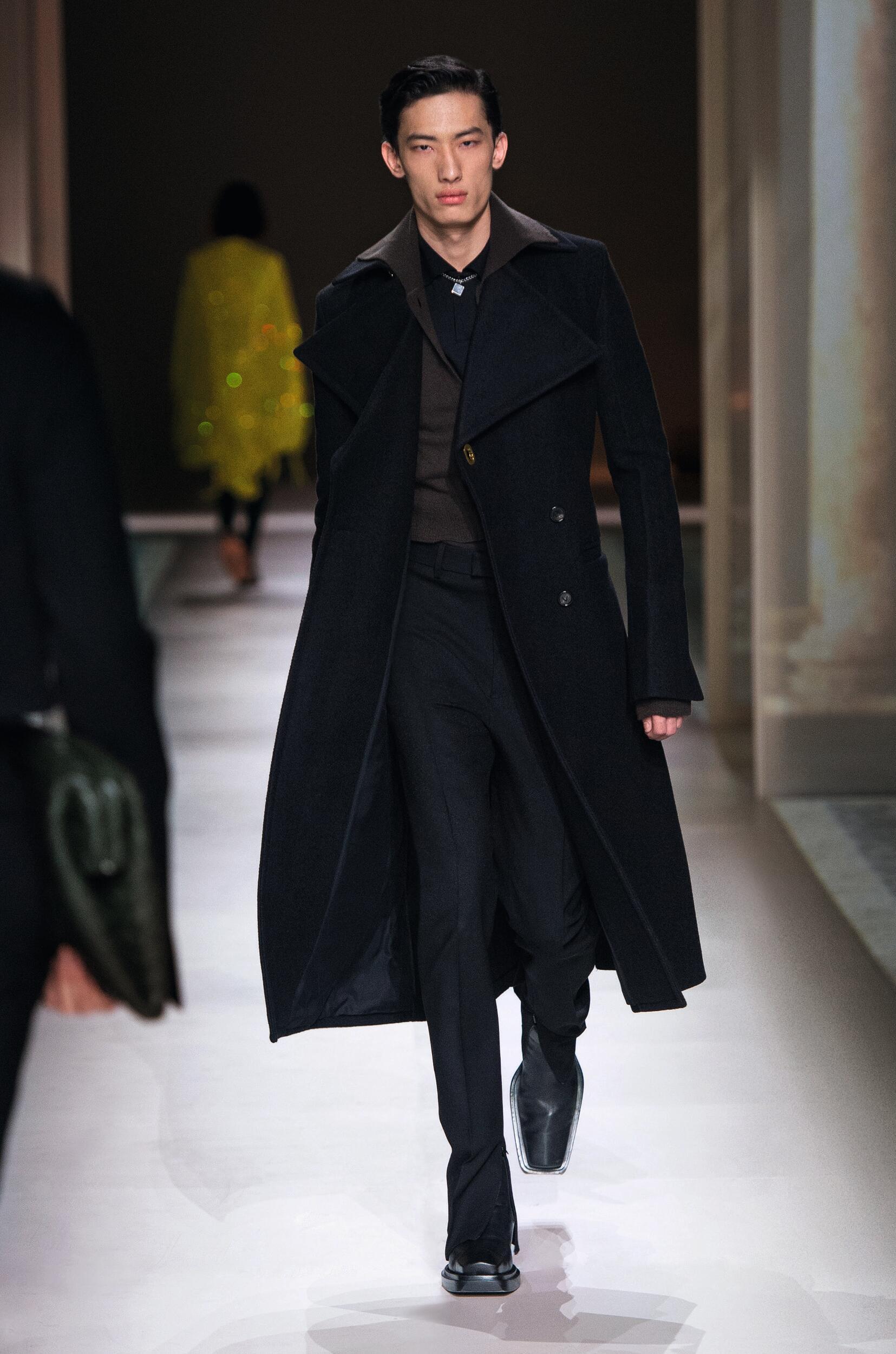 Runway Bottega Veneta Fall Winter 2020 Men's Collection Milan Fashion Week
