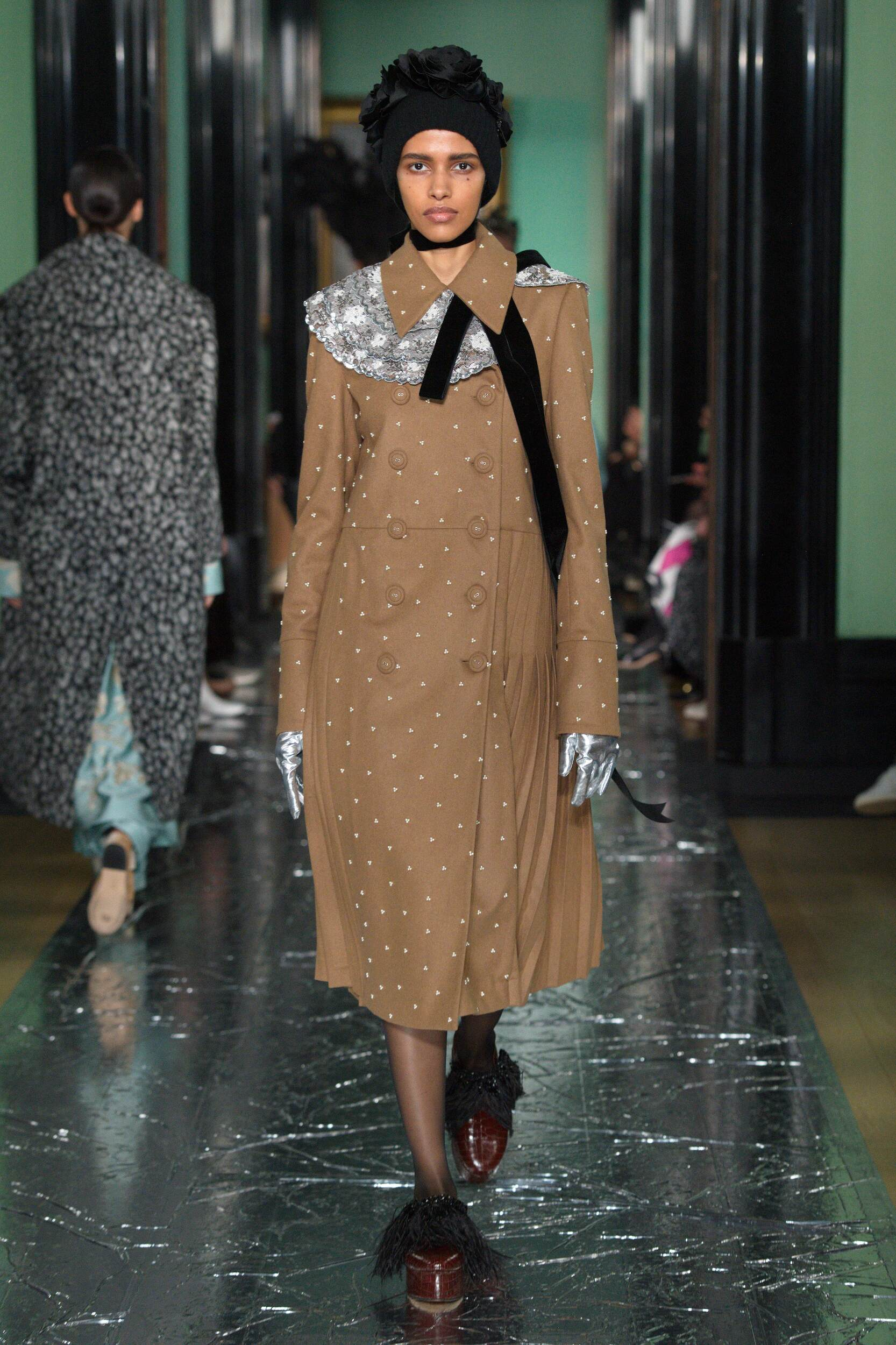 Runway Erdem Fall Winter 2020 Women's Collection London Fashion Week