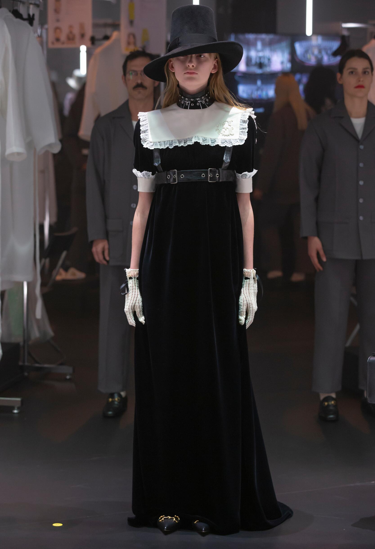 Runway Gucci Fall Winter 2020 Women's Collection Milan Fashion Week