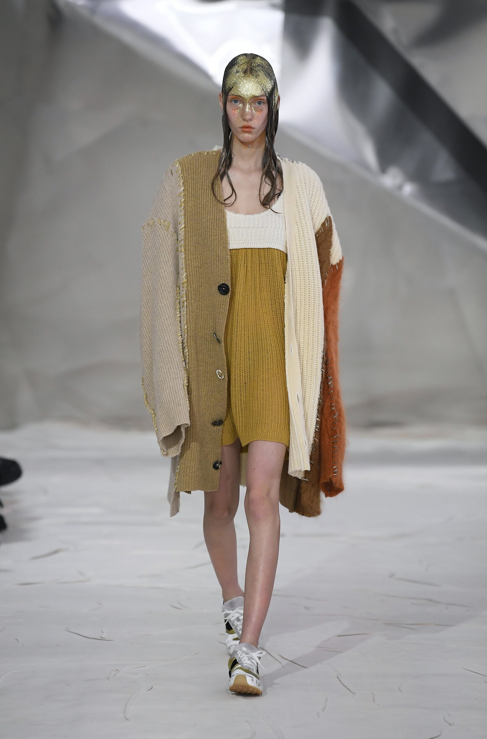 Runway Marni Fall Winter 2020 Women's Collection Milan Fashion Week