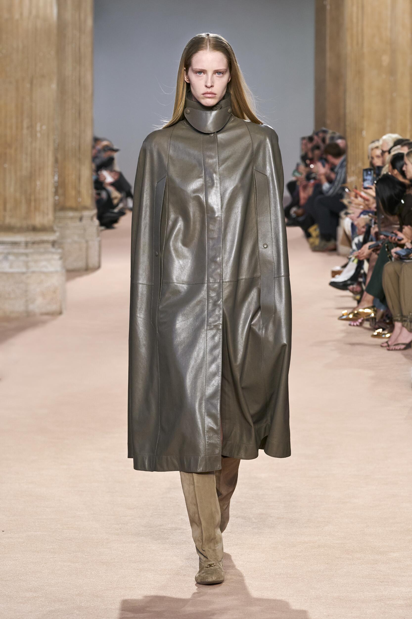 Runway Salvatore Ferragamo Fall Winter 2020 Women's Collection Milan Fashion Week