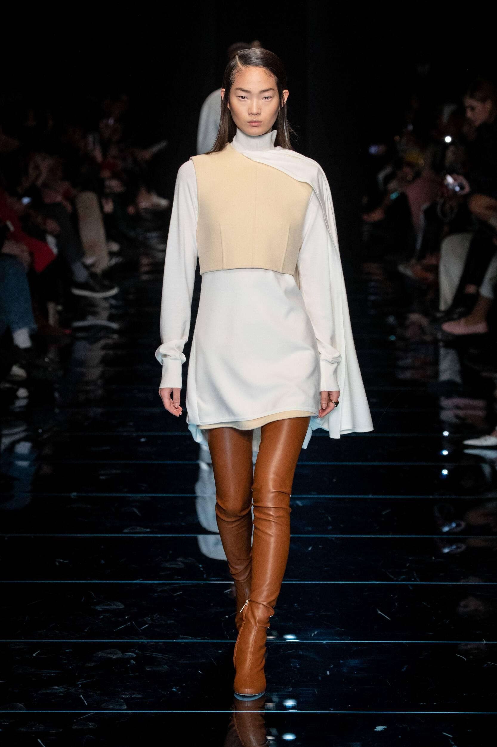 Runway Sportmax Fall Winter 2020 Women's Collection Milan Fashion Week