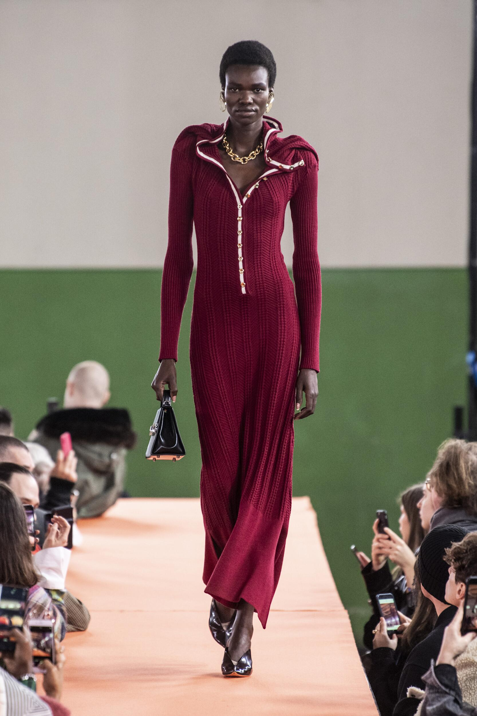 Runway Y/Project Fall Winter 2020 Collection Paris Fashion Week
