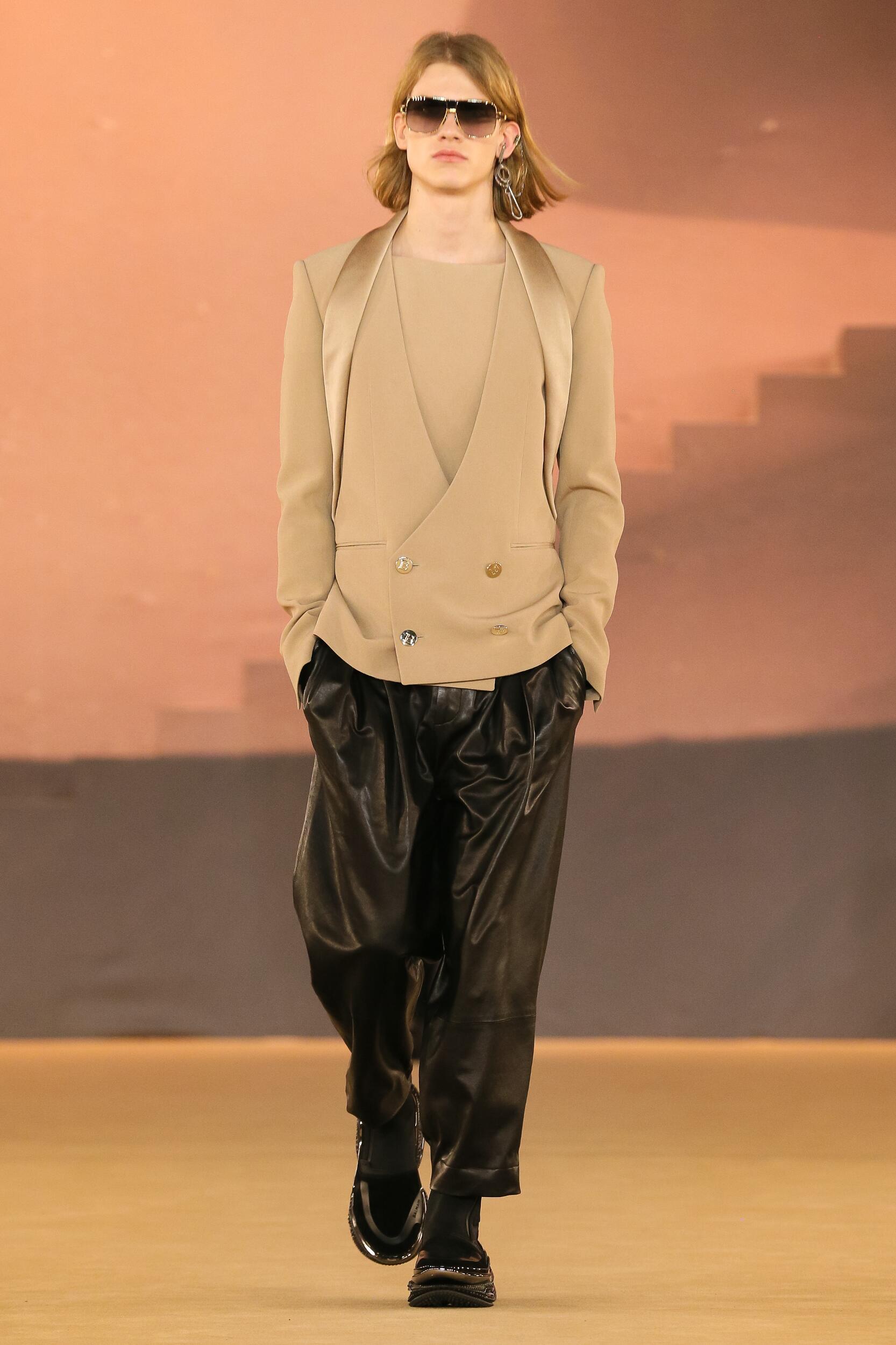 Trends Menswear Fall Winter Balmain 2020