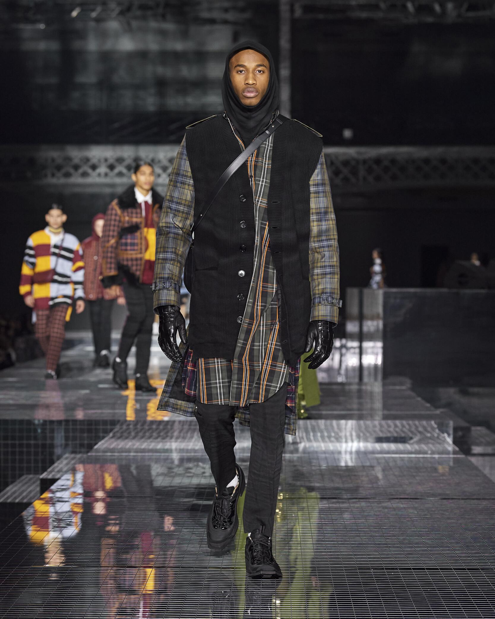 Trends Menswear Fall Winter Burberry 2020-2021
