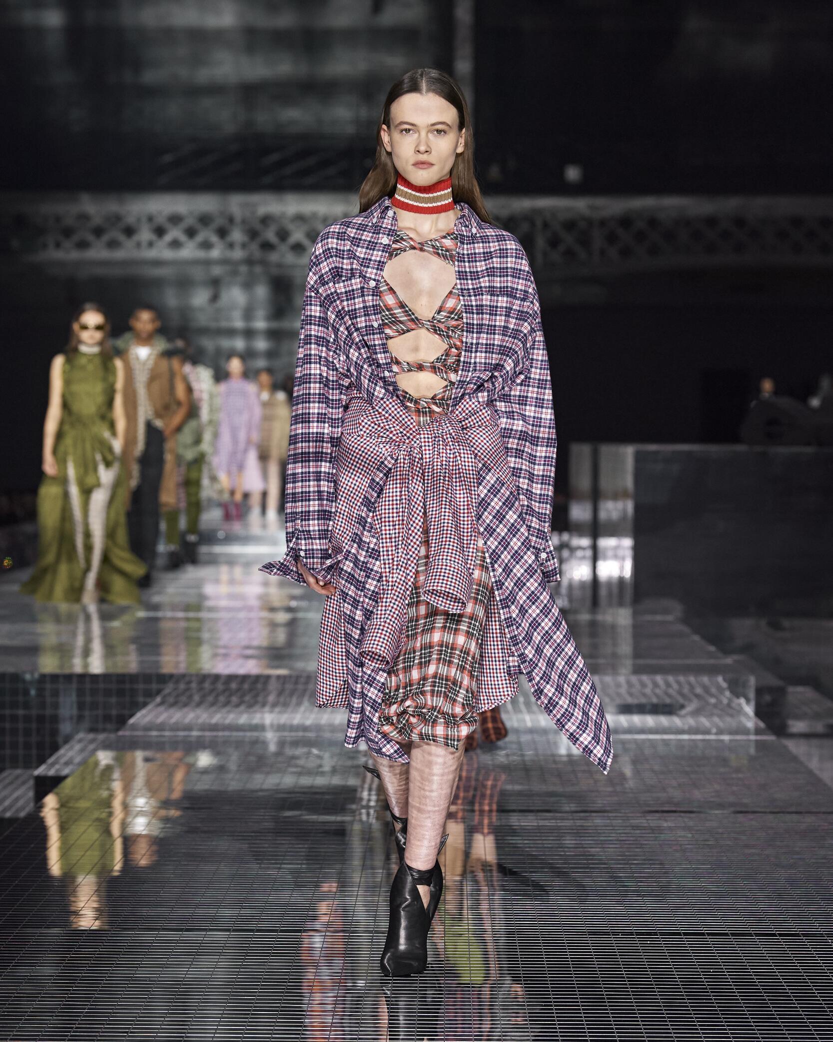 Trends Womenswear Fall Winter Burberry 2020