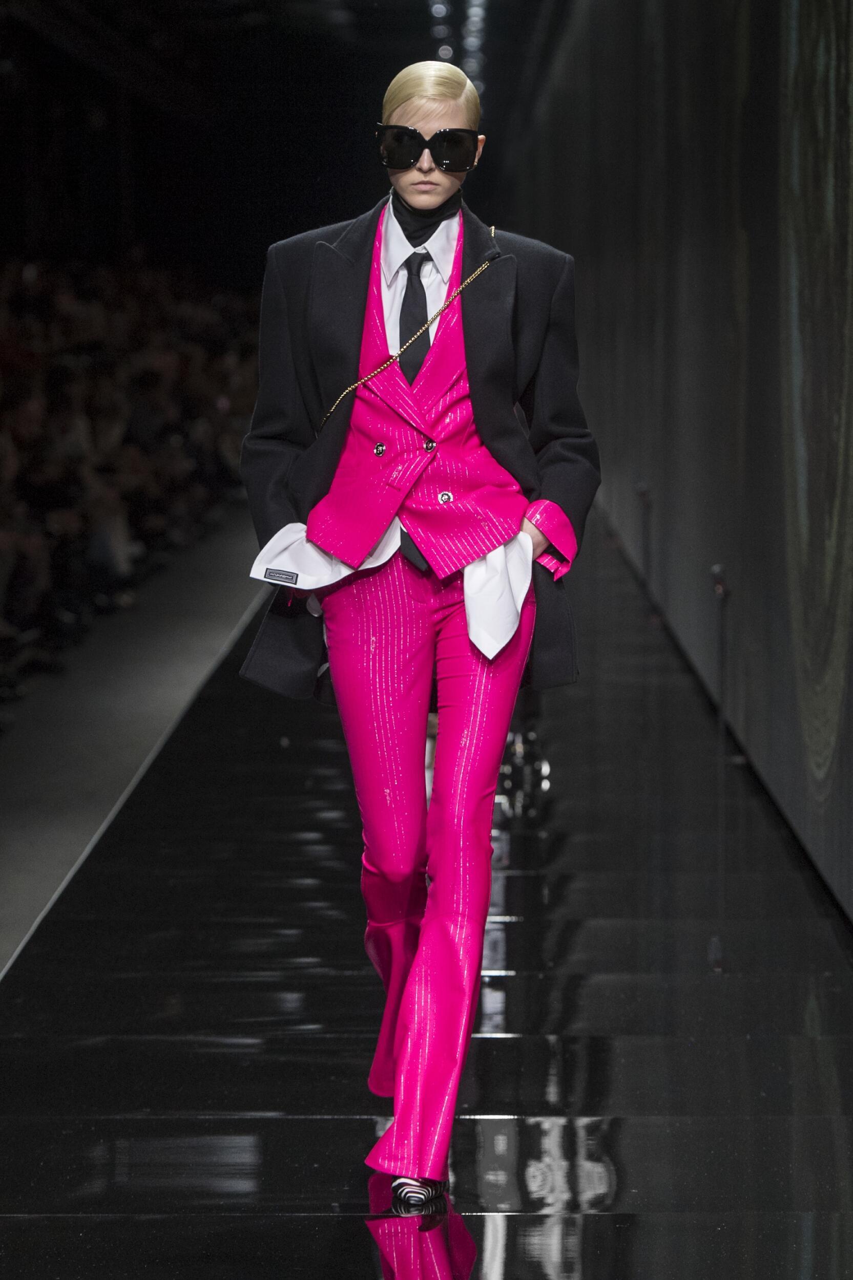 Trends Womenswear Fall Winter Versace 2020