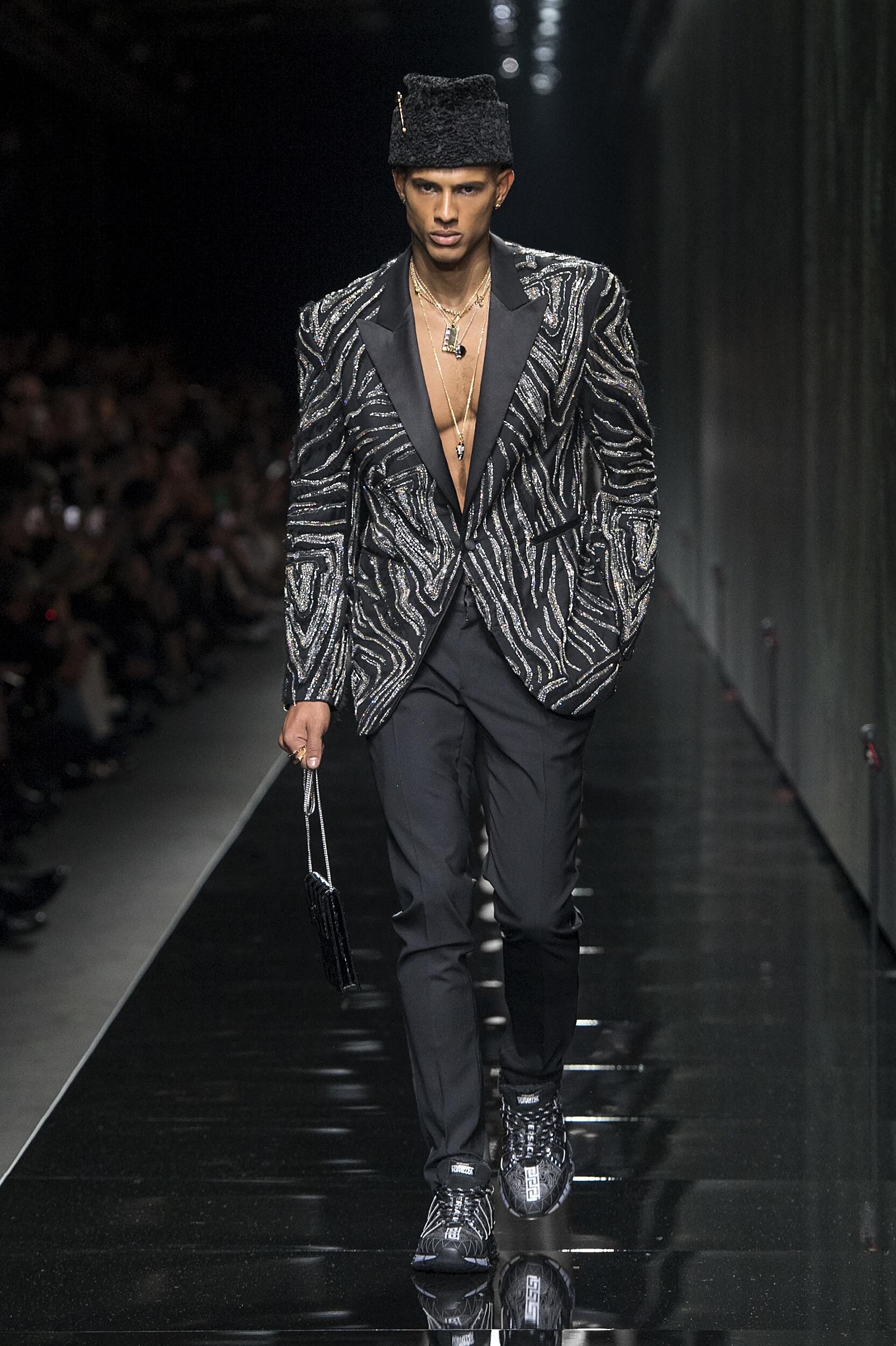 Versace 2020-21 Menswear