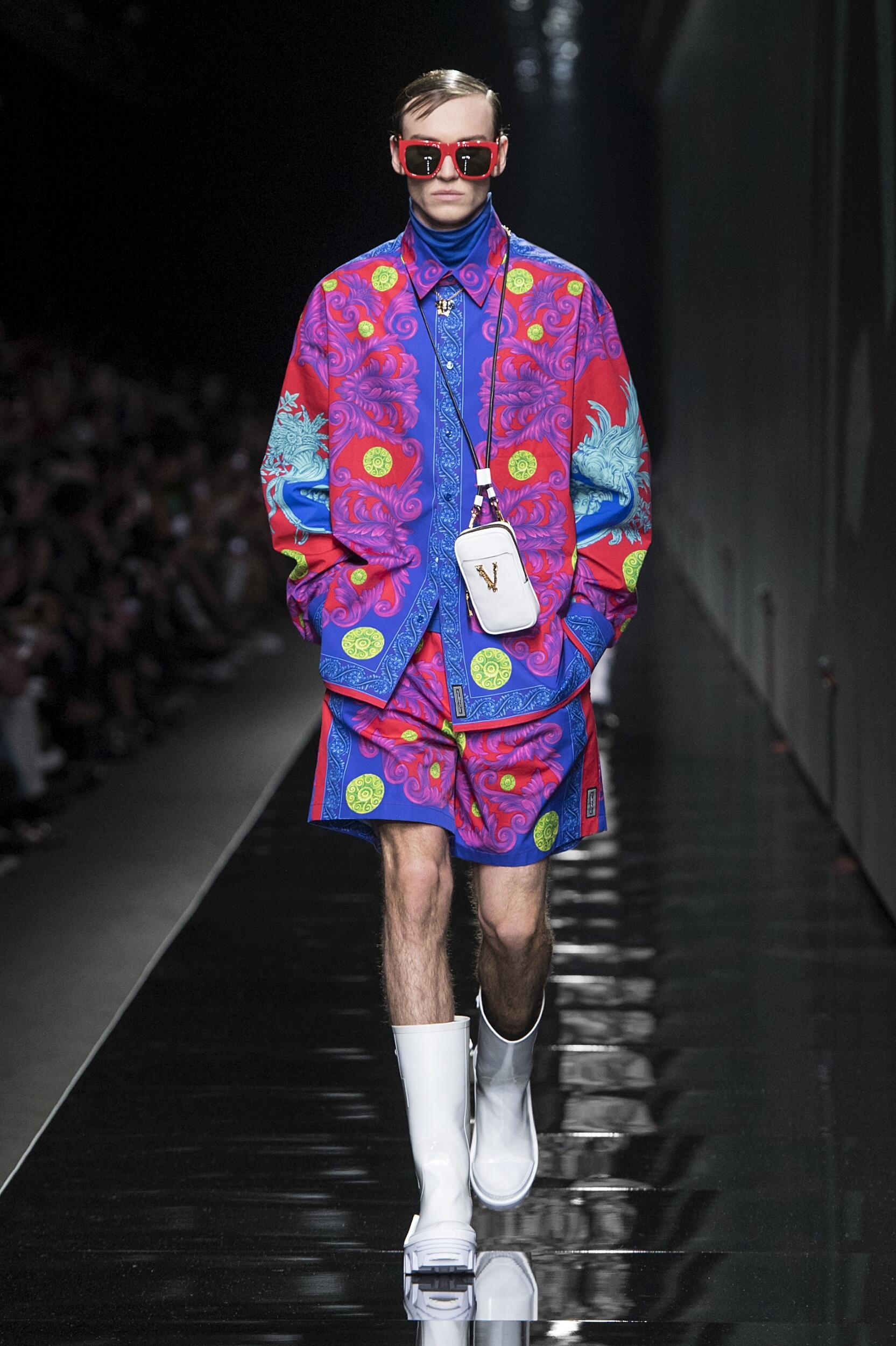 Versace 2020-21 Milan