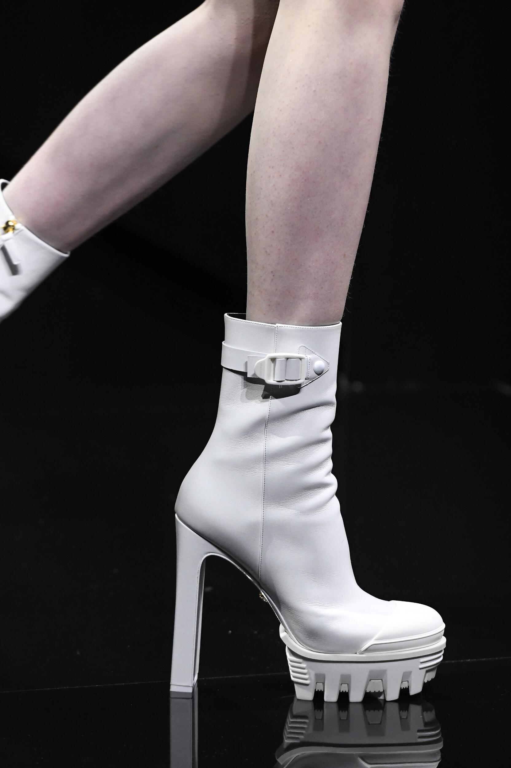 Versace Ankle Boot 2020