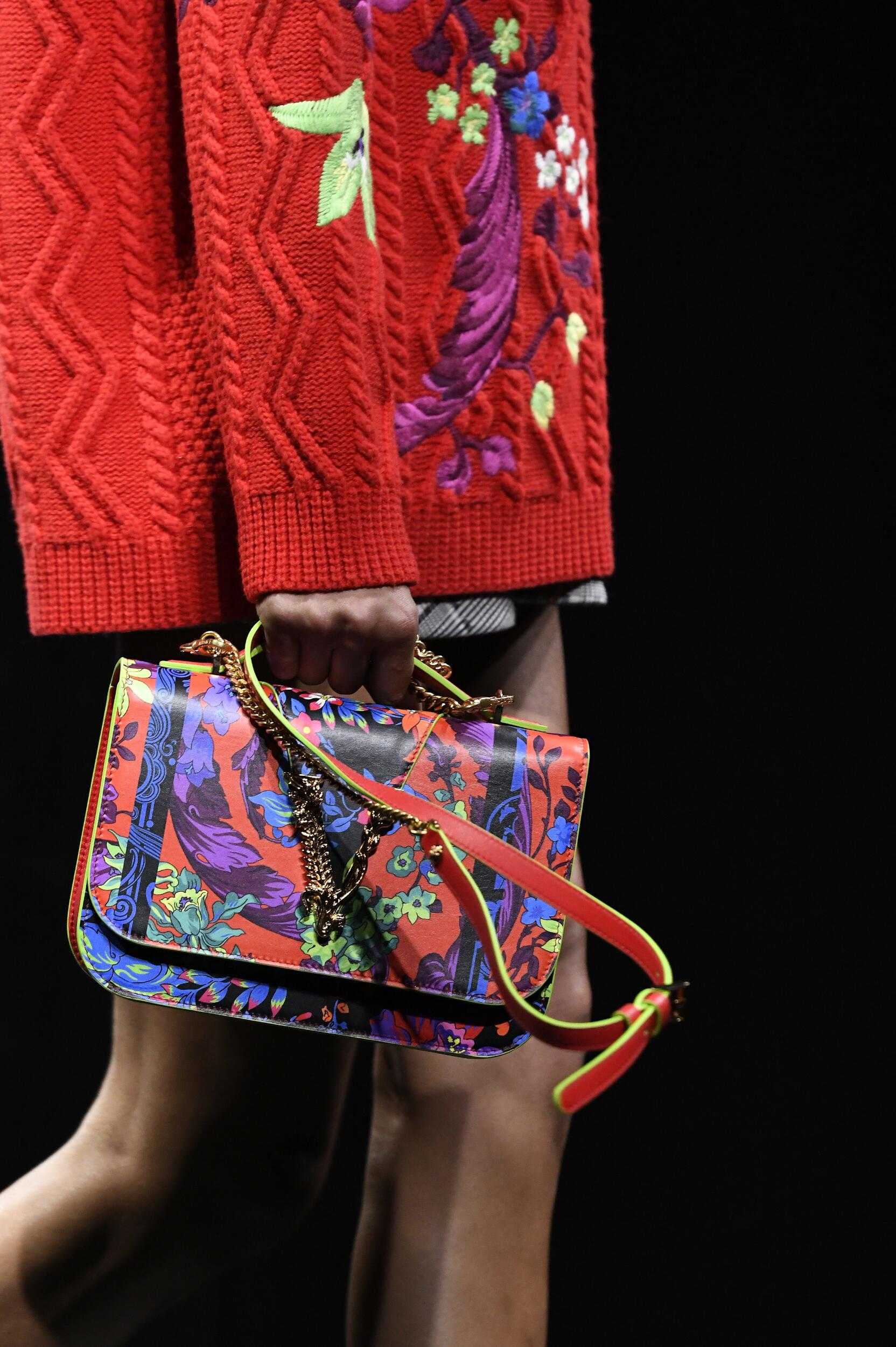 Versace Bag 2020 Fall Winter 2020 Collection