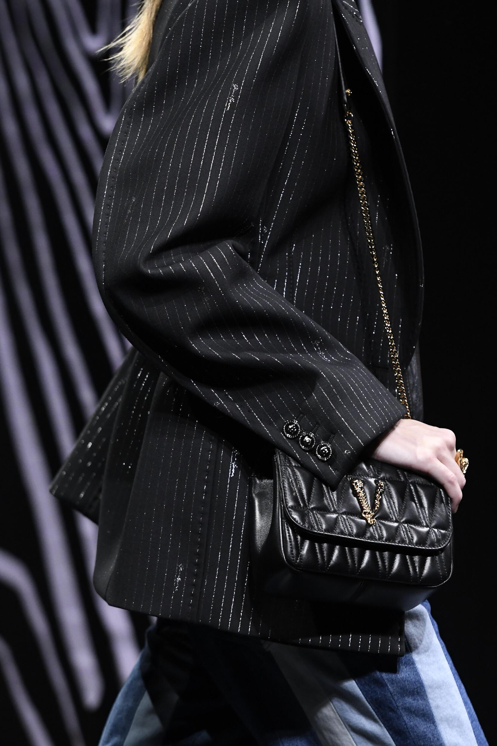 Versace Bag Winter 2020 Collection Milan Fashion Week