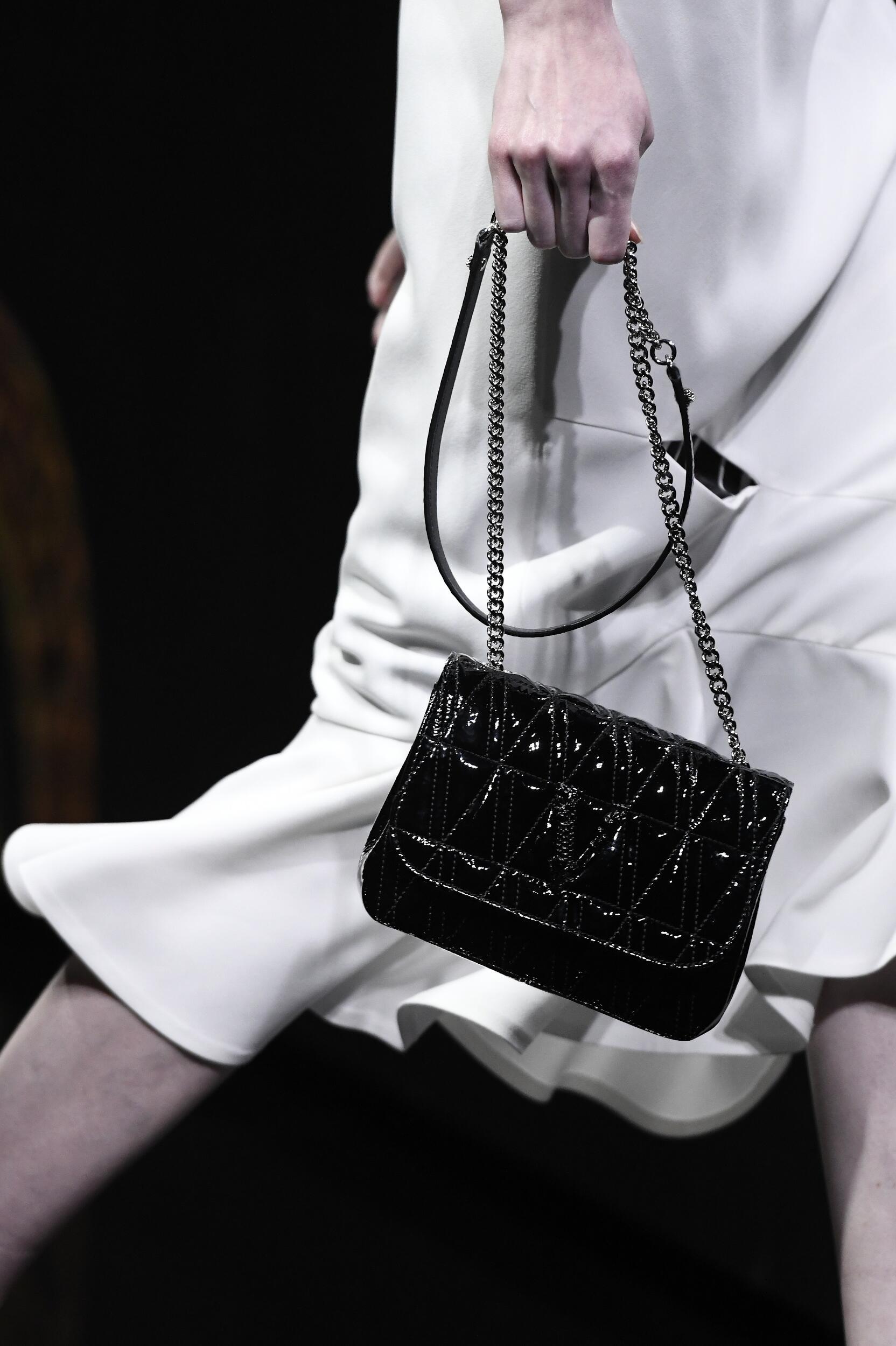 Versace Detail Black Bag 2020 21