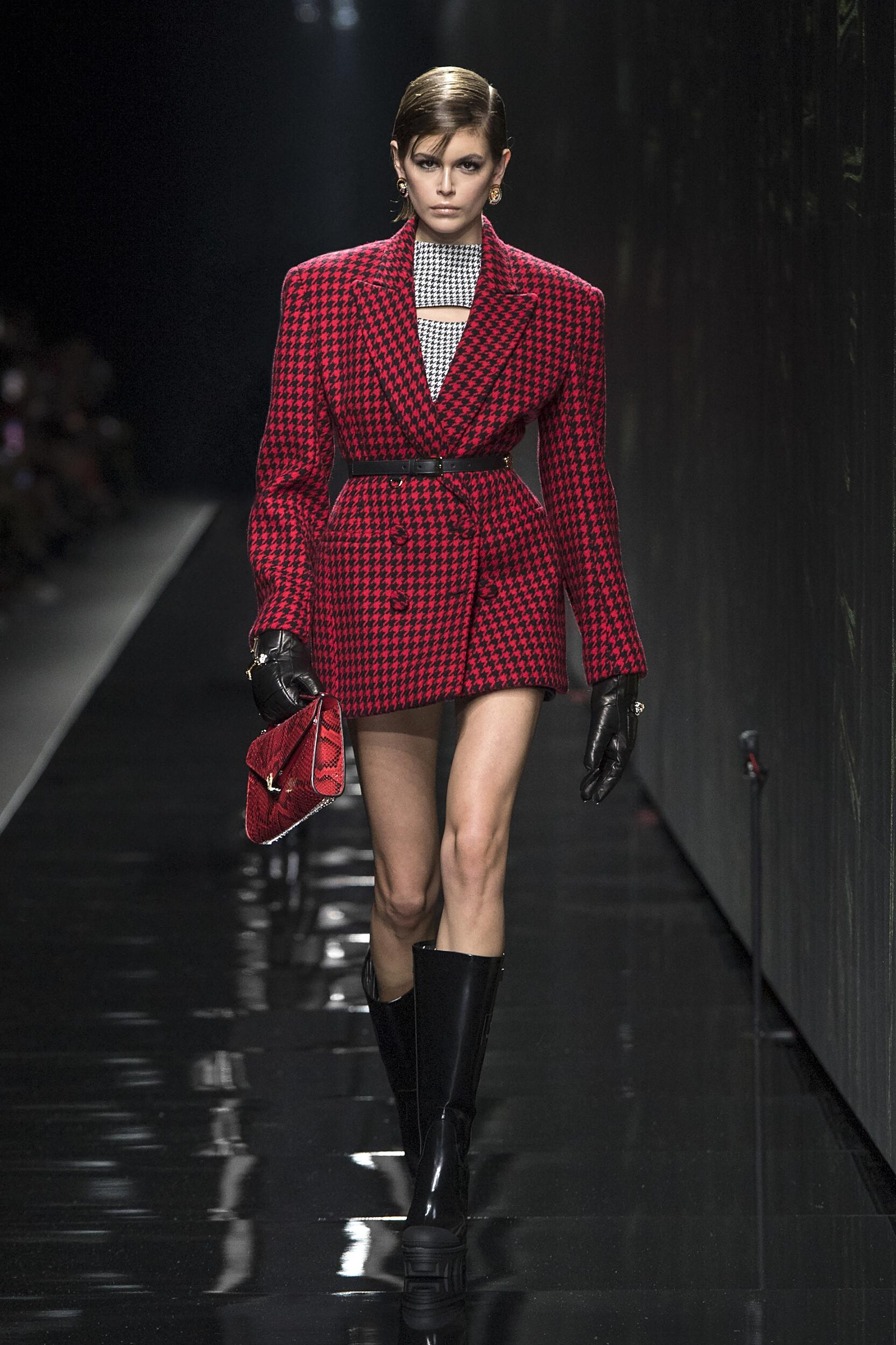 Versace Fall Winter 2020 Womens Collection Milan Fashion Week