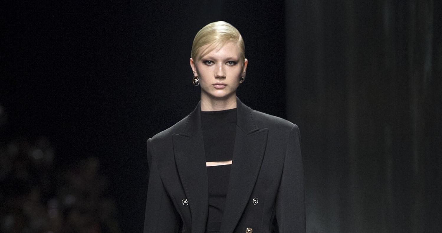 Versace Fashion Show FW 2020 Milan