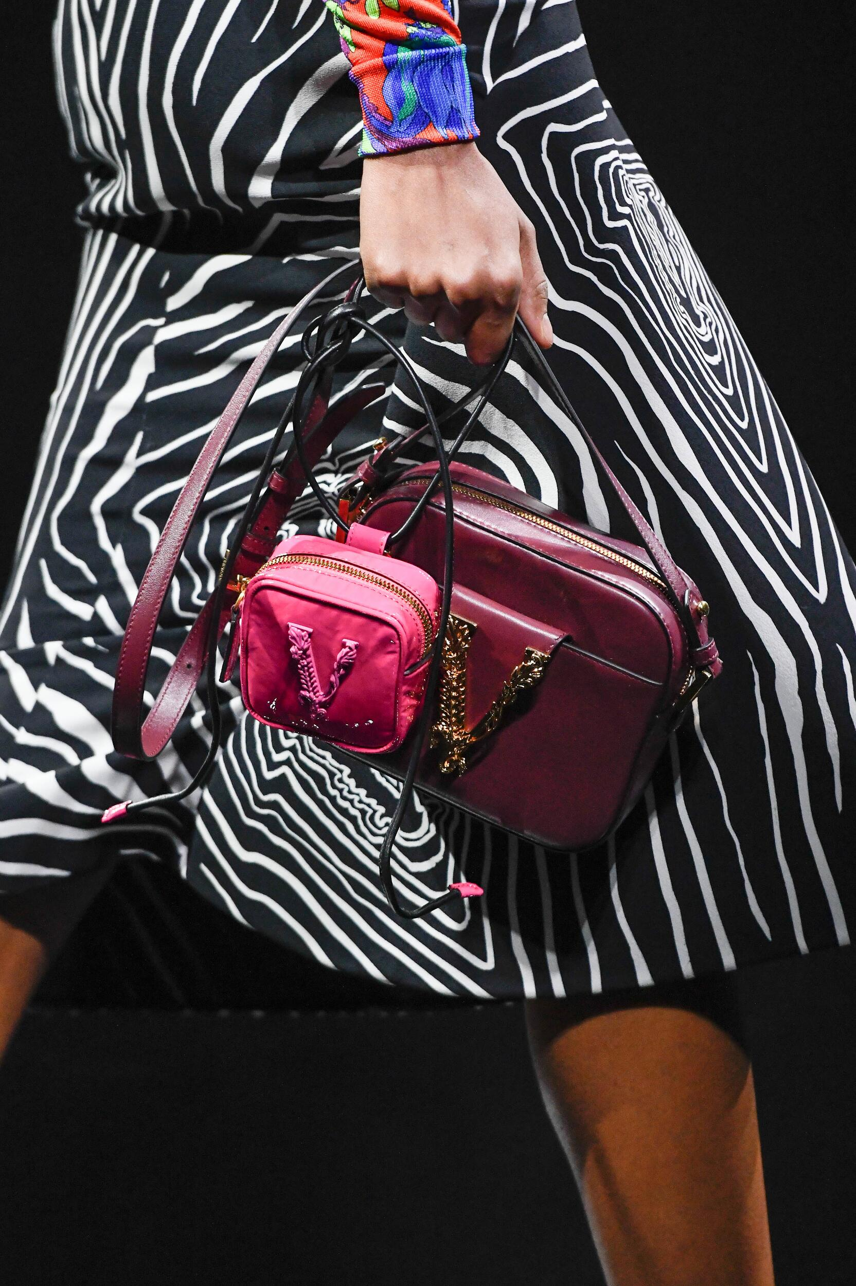 Versace Handbag Womenswear 2020 21