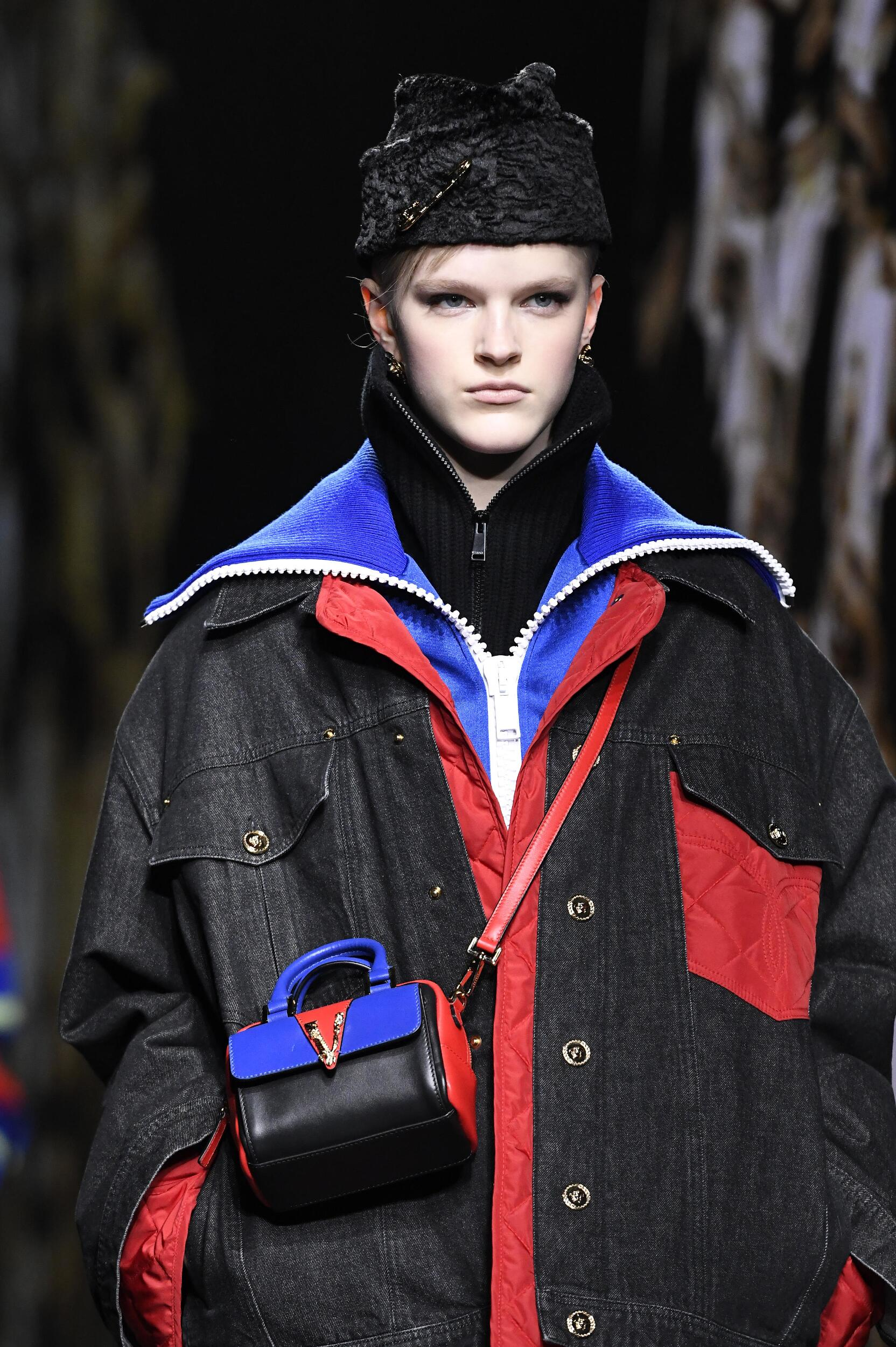 Versace Model Detail 2020