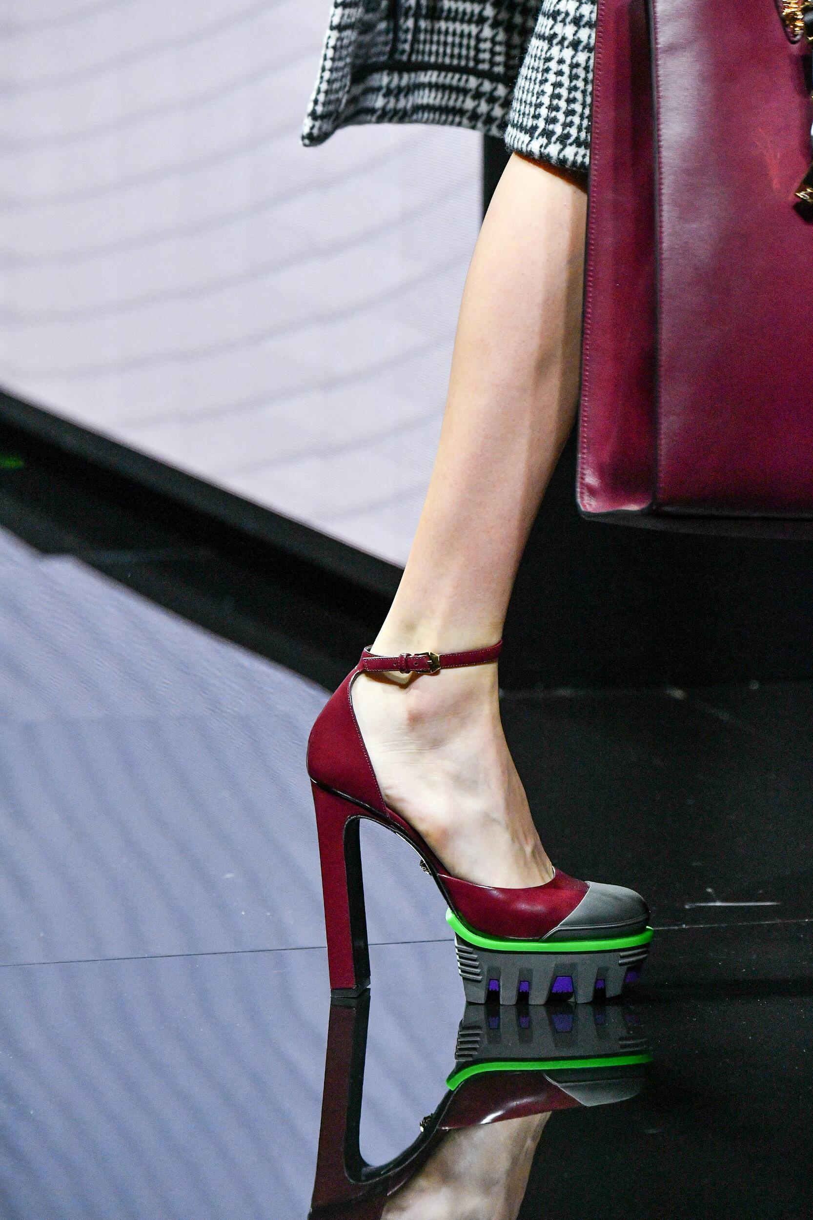 Versace Shoes 2020 21 Womenswear