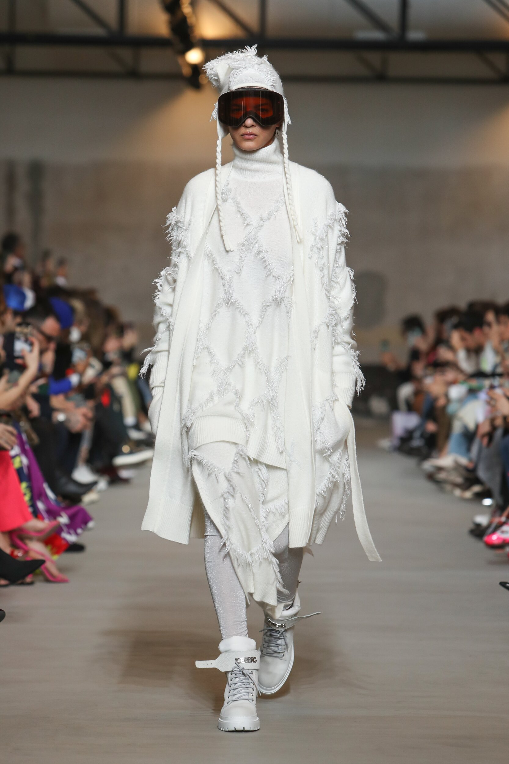 Winter 2020 Fashion Trends Iceberg