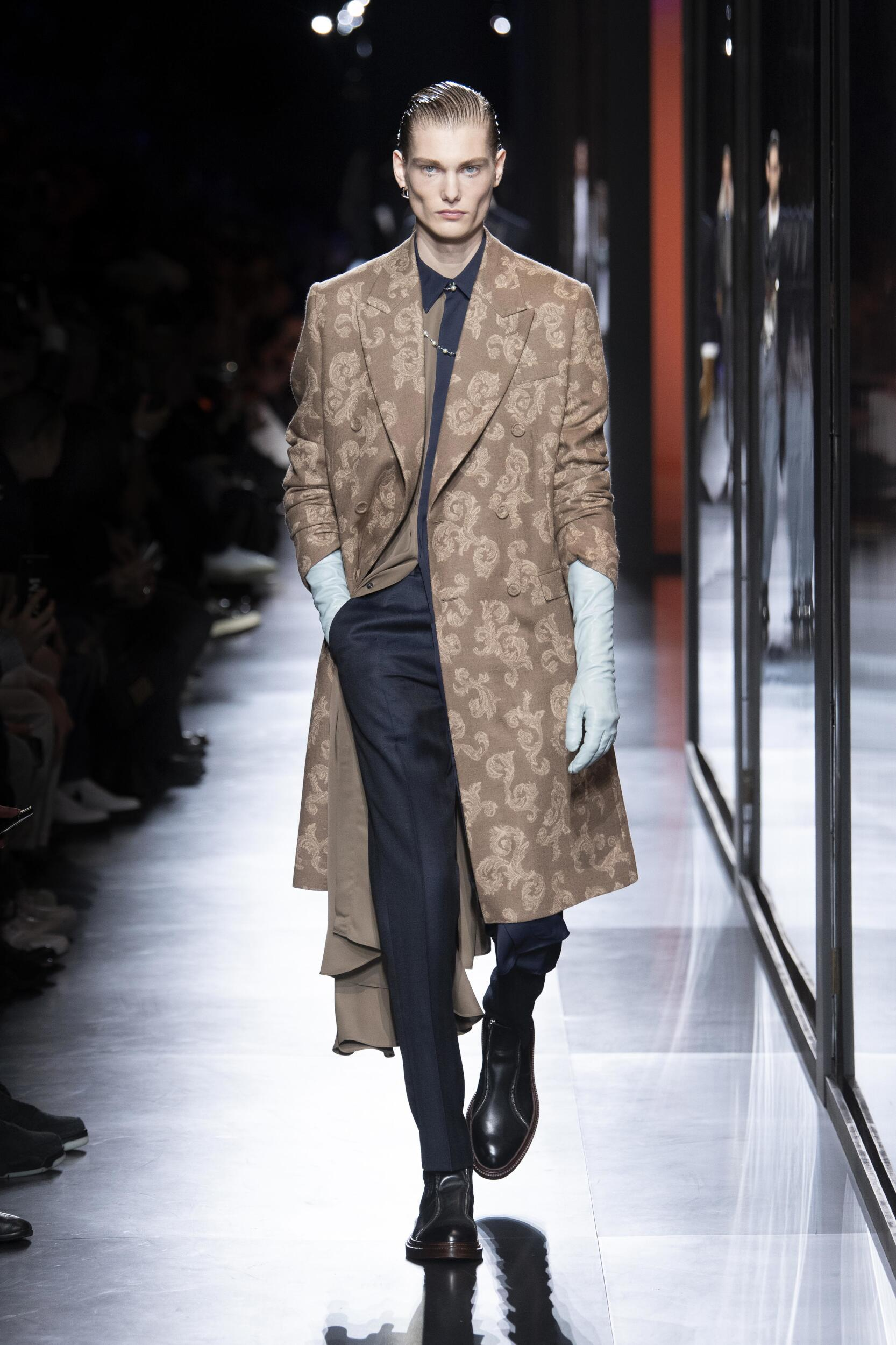 Winter 2020 Man Trends Dior