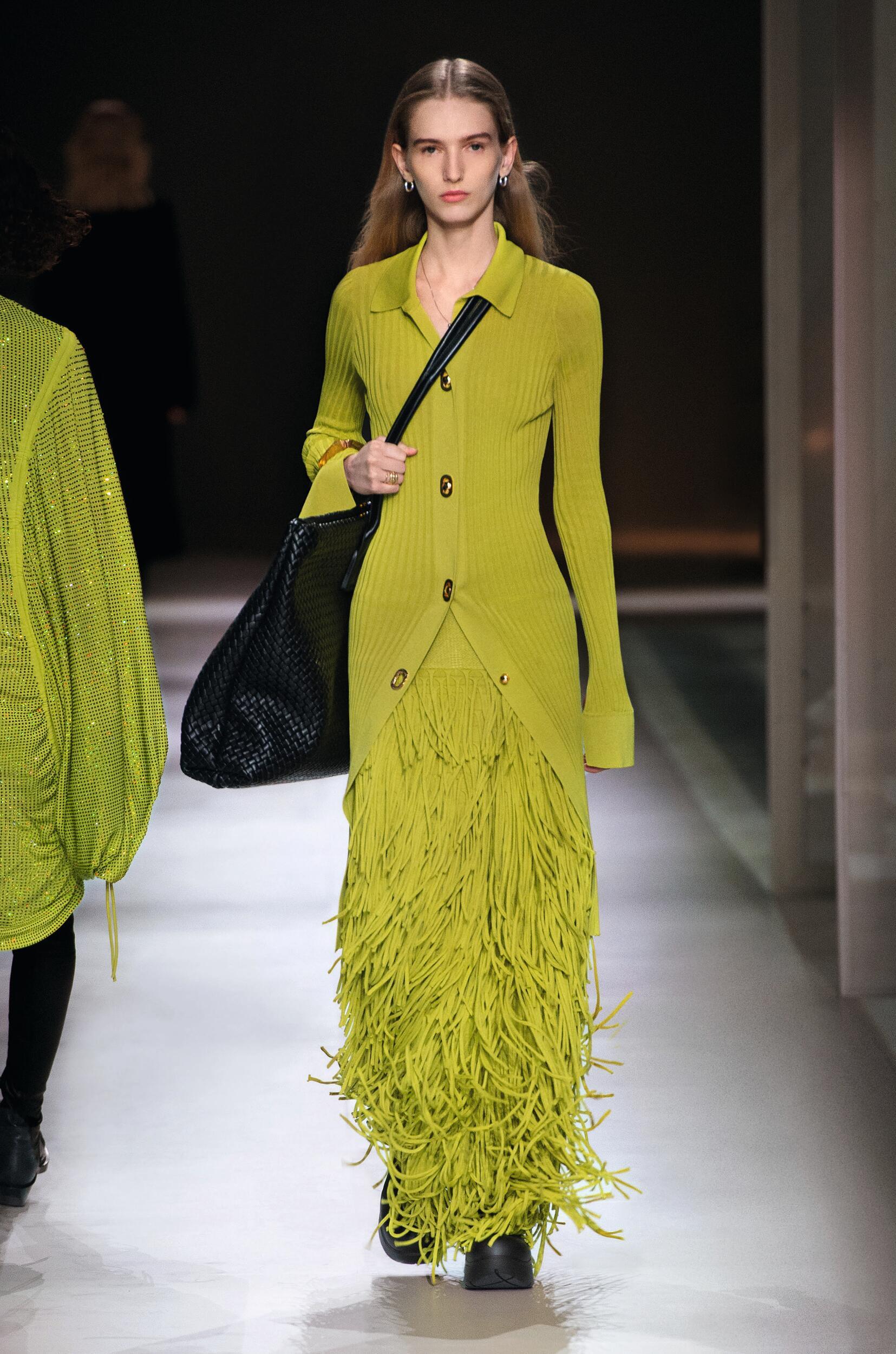 Winter 2020 Woman Trends Bottega Veneta