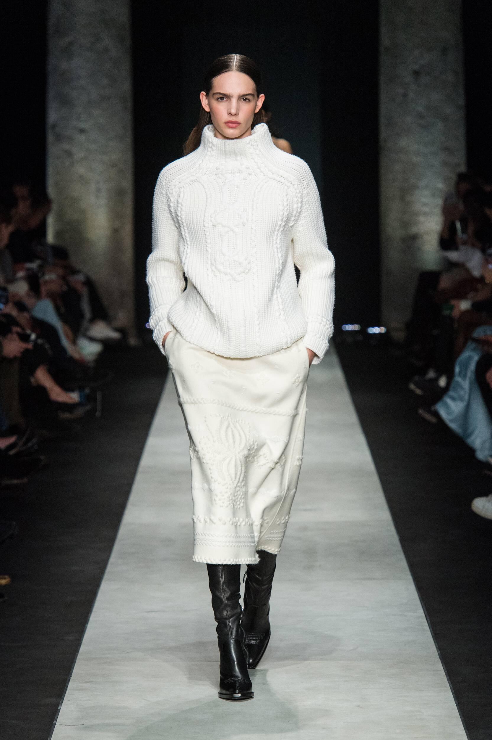 Winter 2020 Woman Trends Ermanno Scervino