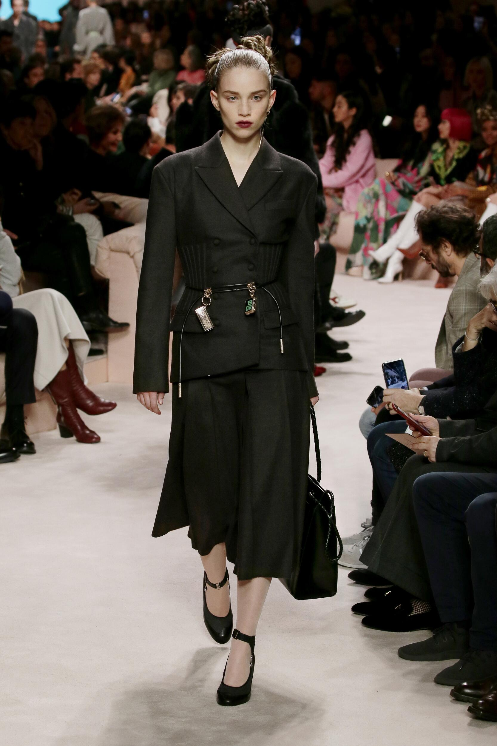 Winter 2020 Woman Trends Fendi