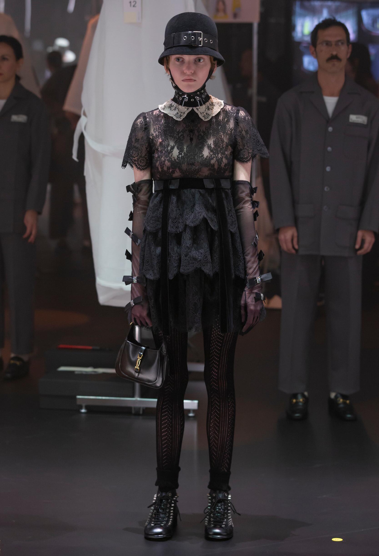 Winter 2020 Woman Trends Gucci