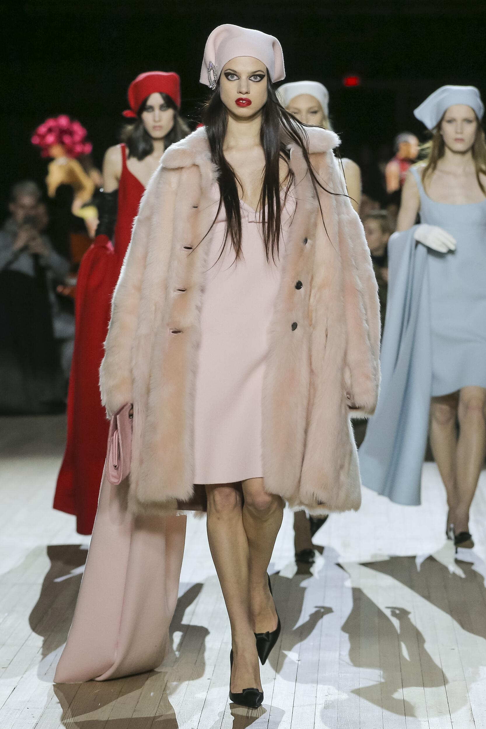 Winter 2020 Woman Trends Marc Jacobs
