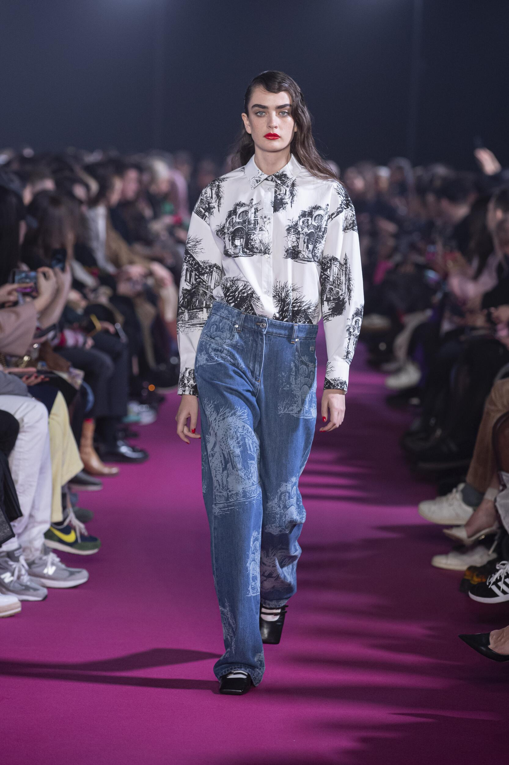 Winter 2020 Woman Trends MSGM