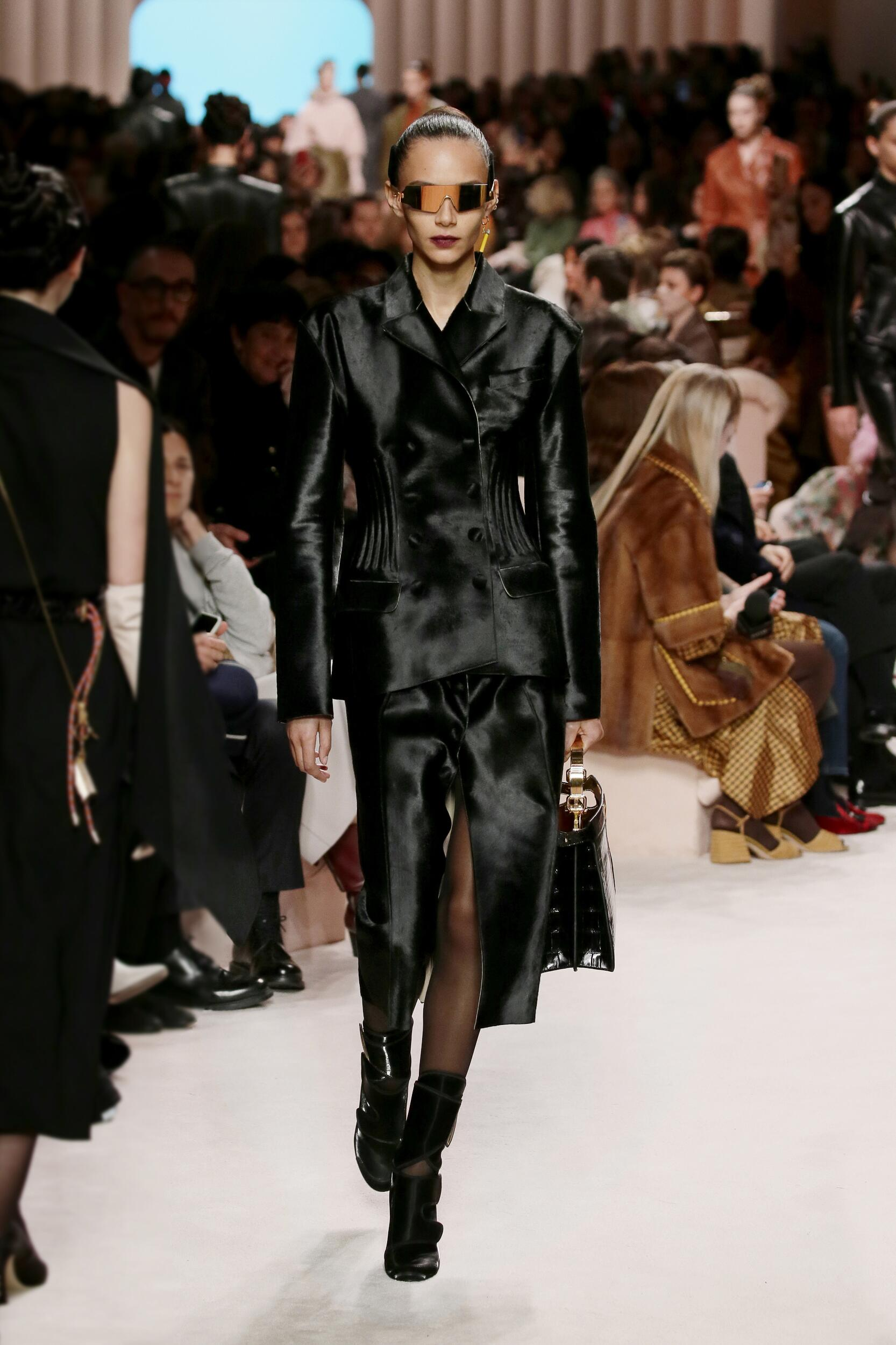 Woman FW 2020 Fendi