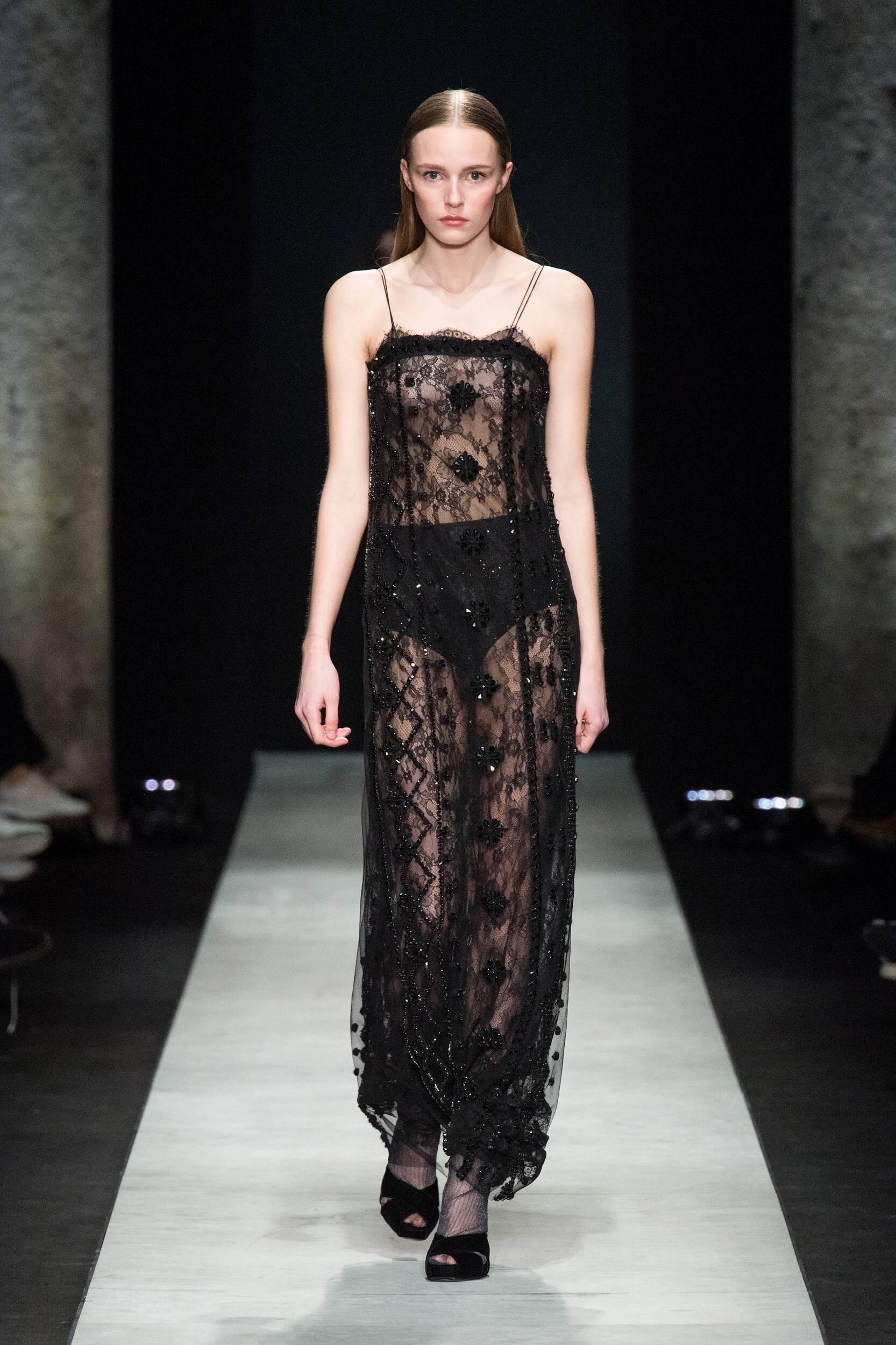 Womenswear FW Ermanno Scervino 2020