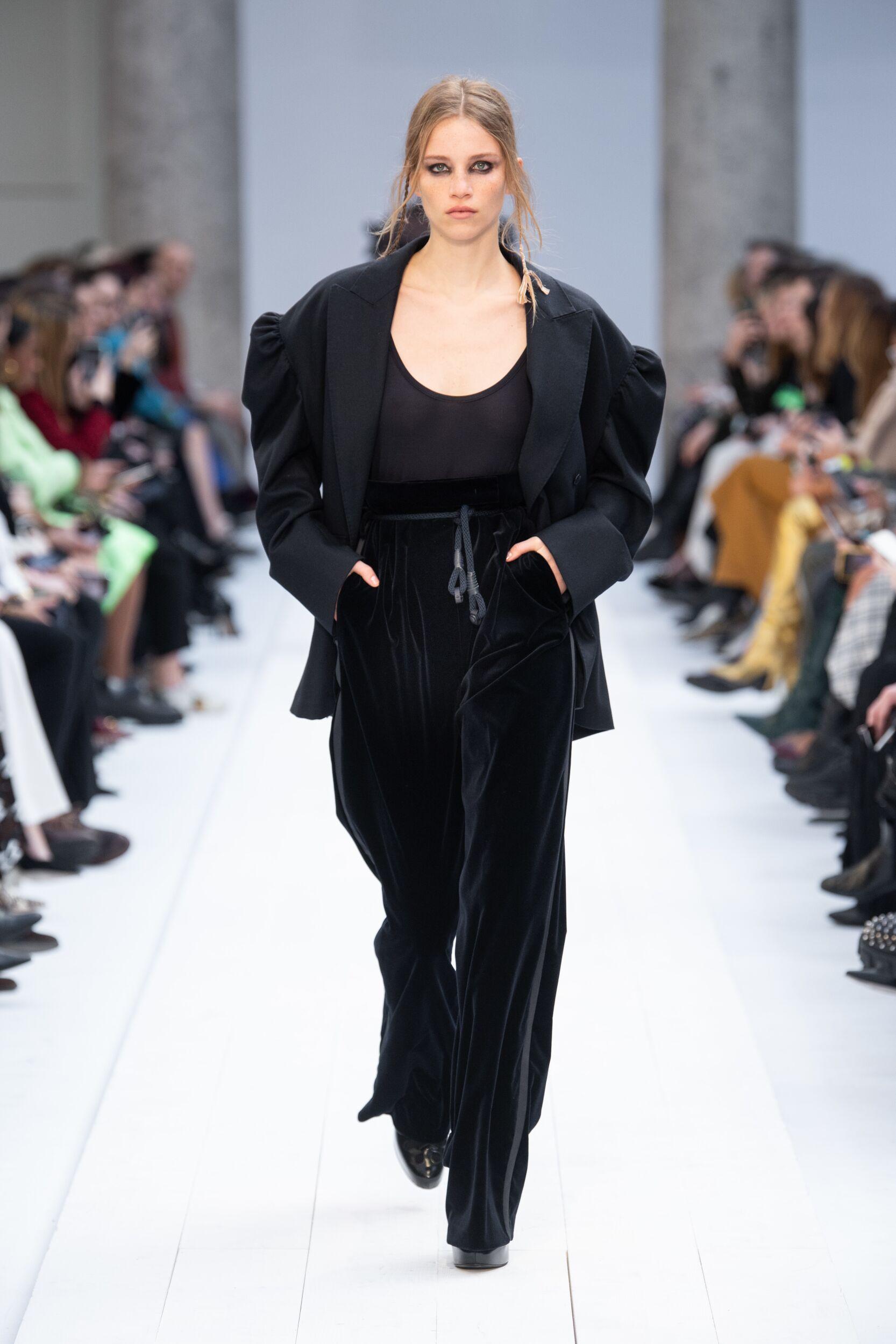 Womenswear FW Max Mara 2020