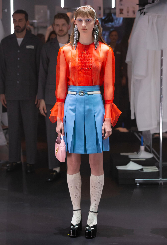 Womenswear Fall Winter Gucci 2020 Trends